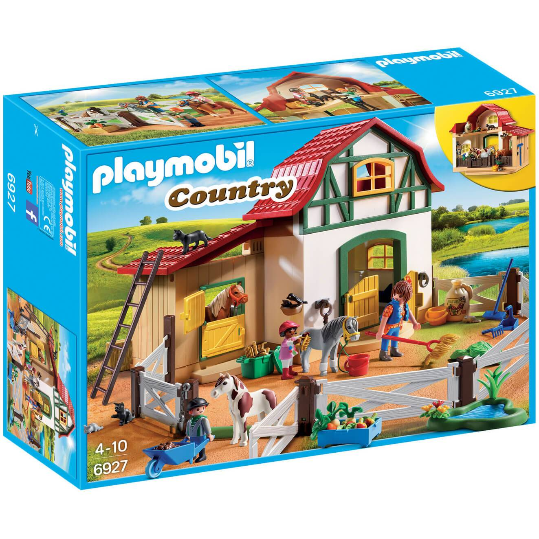 Playmobil Country Pony Farm (6927)