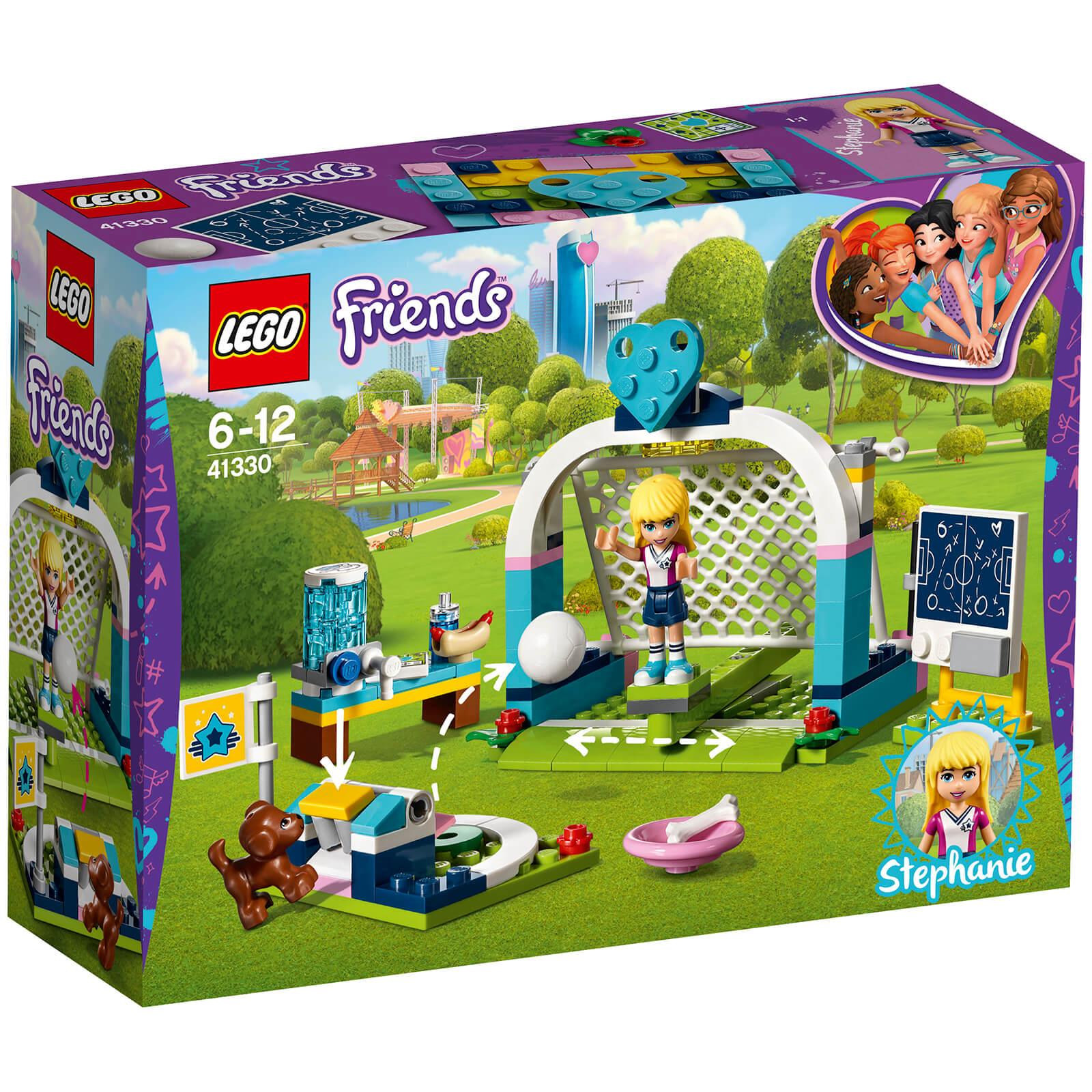 Lego Friends: Stephanie's Soccer Practice (41330)