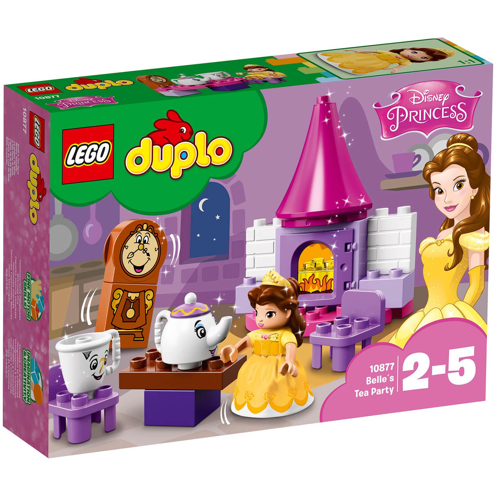 Lego DUPLO: Belle's Tea Party (10877)
