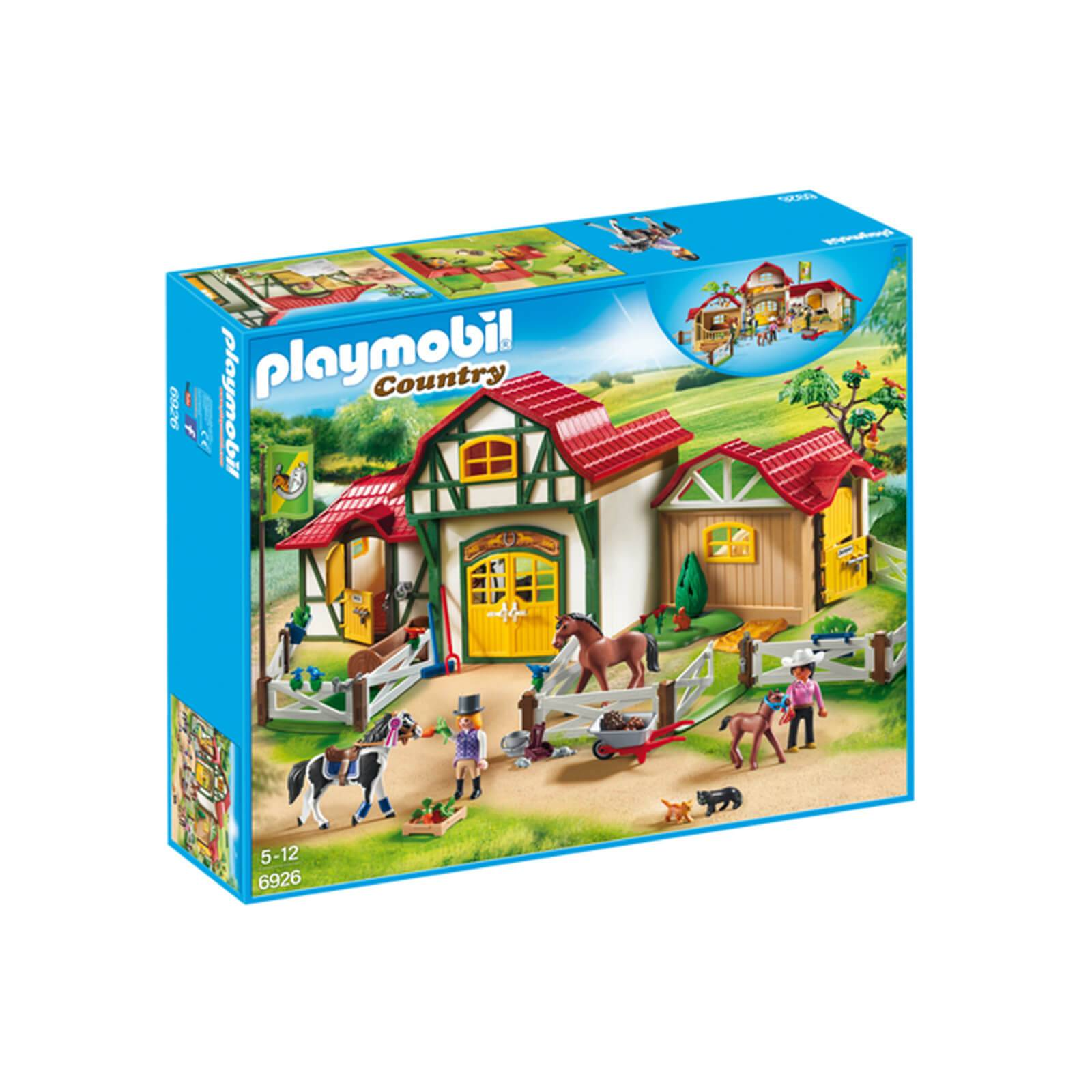 Playmobil Country Large Horse Farm (6926)