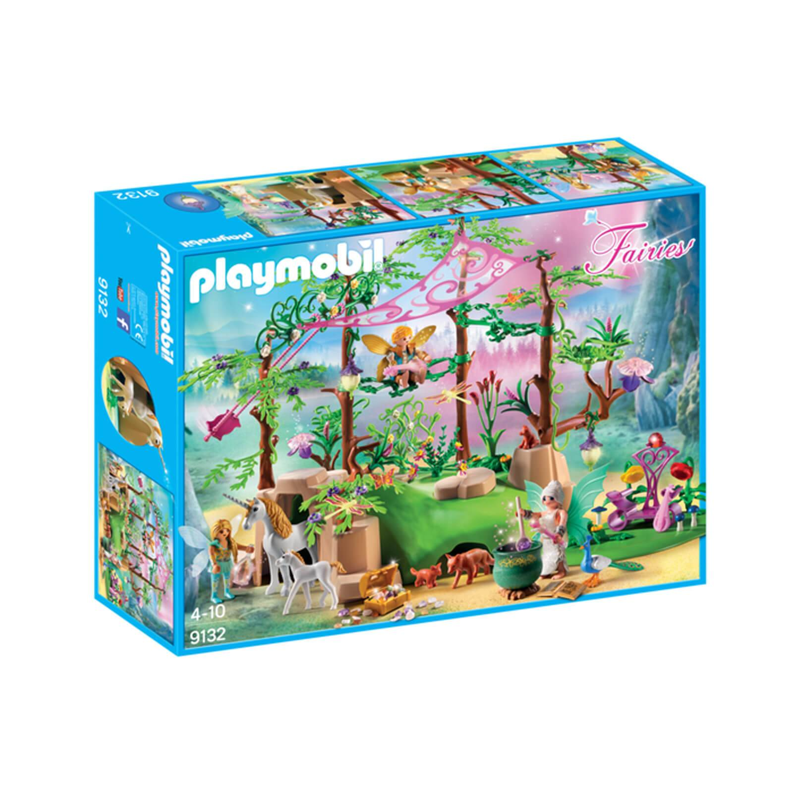 Playmobil Magical Fairy Forest (9132)