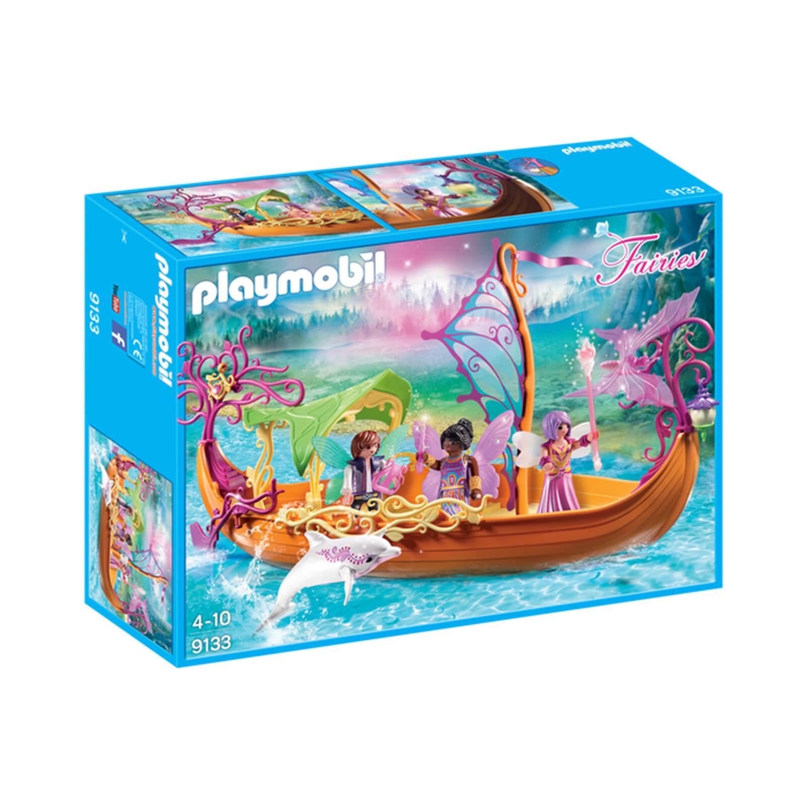 Playmobil Floating Enchanted Fairy Ship (9133)