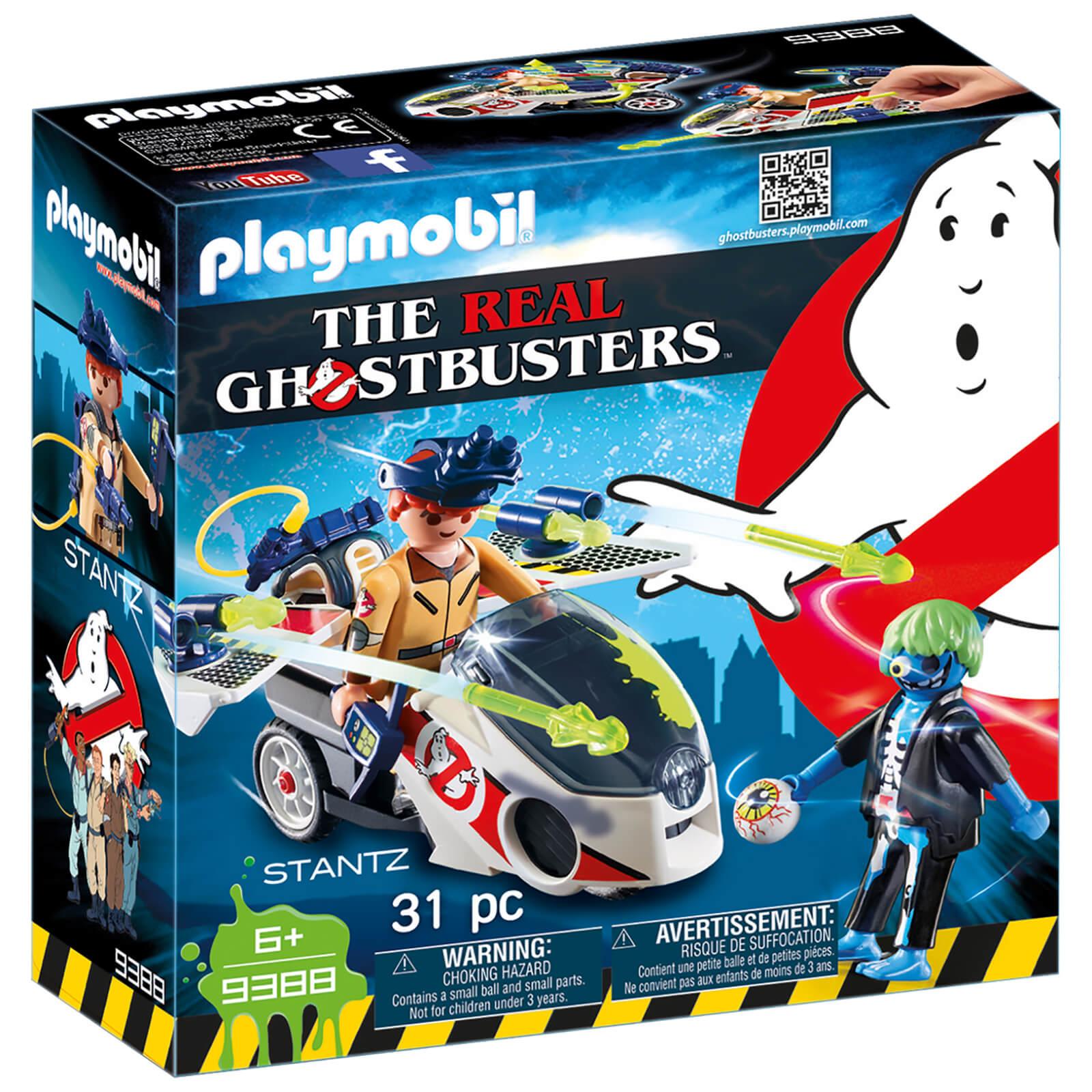 Playmobil Ghostbusters Bike (9388)