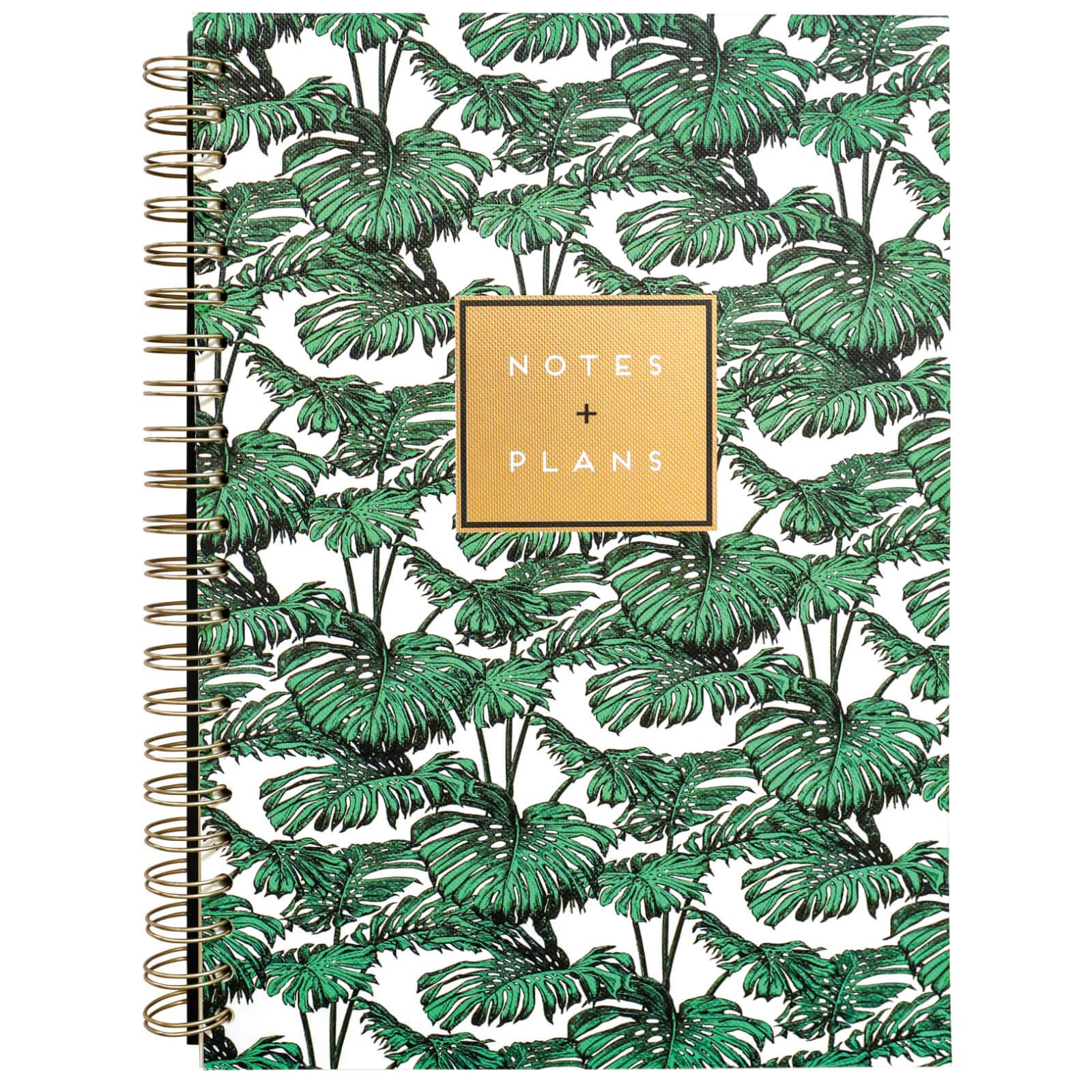 Scott Alice Scott Note and Plans A4 Wiro Journal