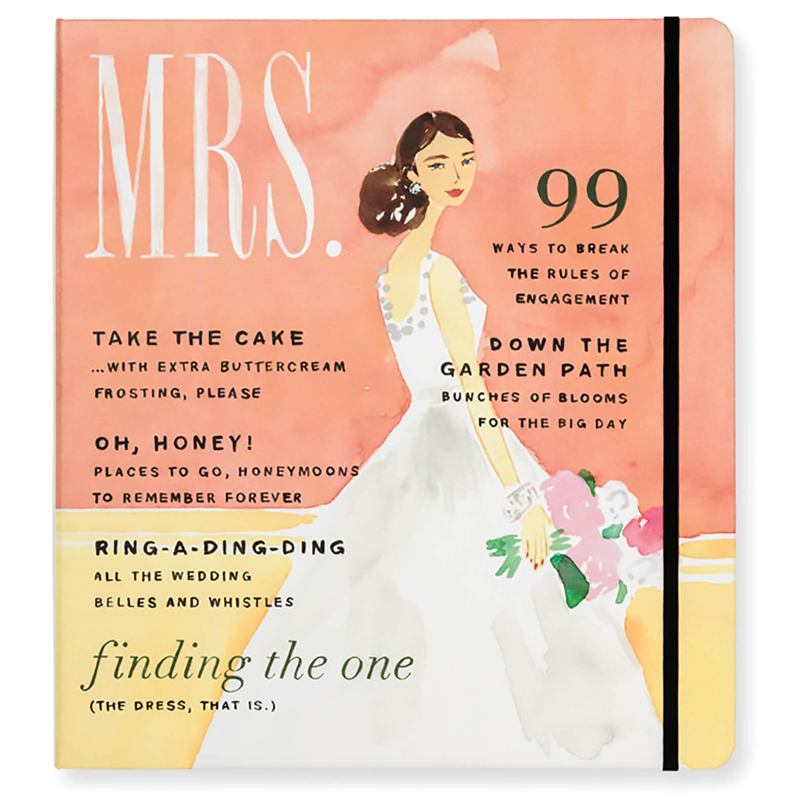 Kate Spade New York Kate Spade Bridal Planner - Mrs. Magazine