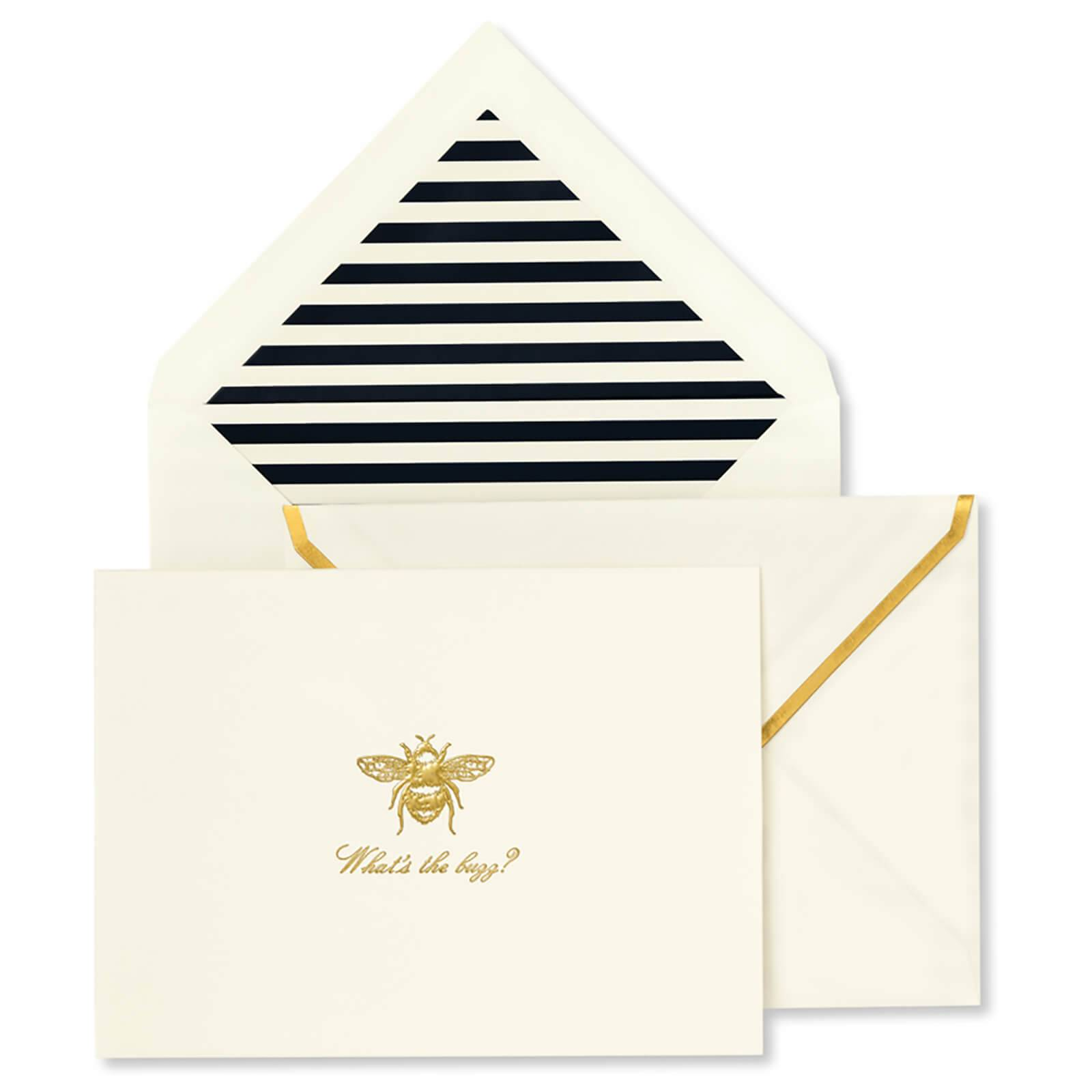 Kate Spade New York Kate Spade Notecard Set - What's The Buzz?