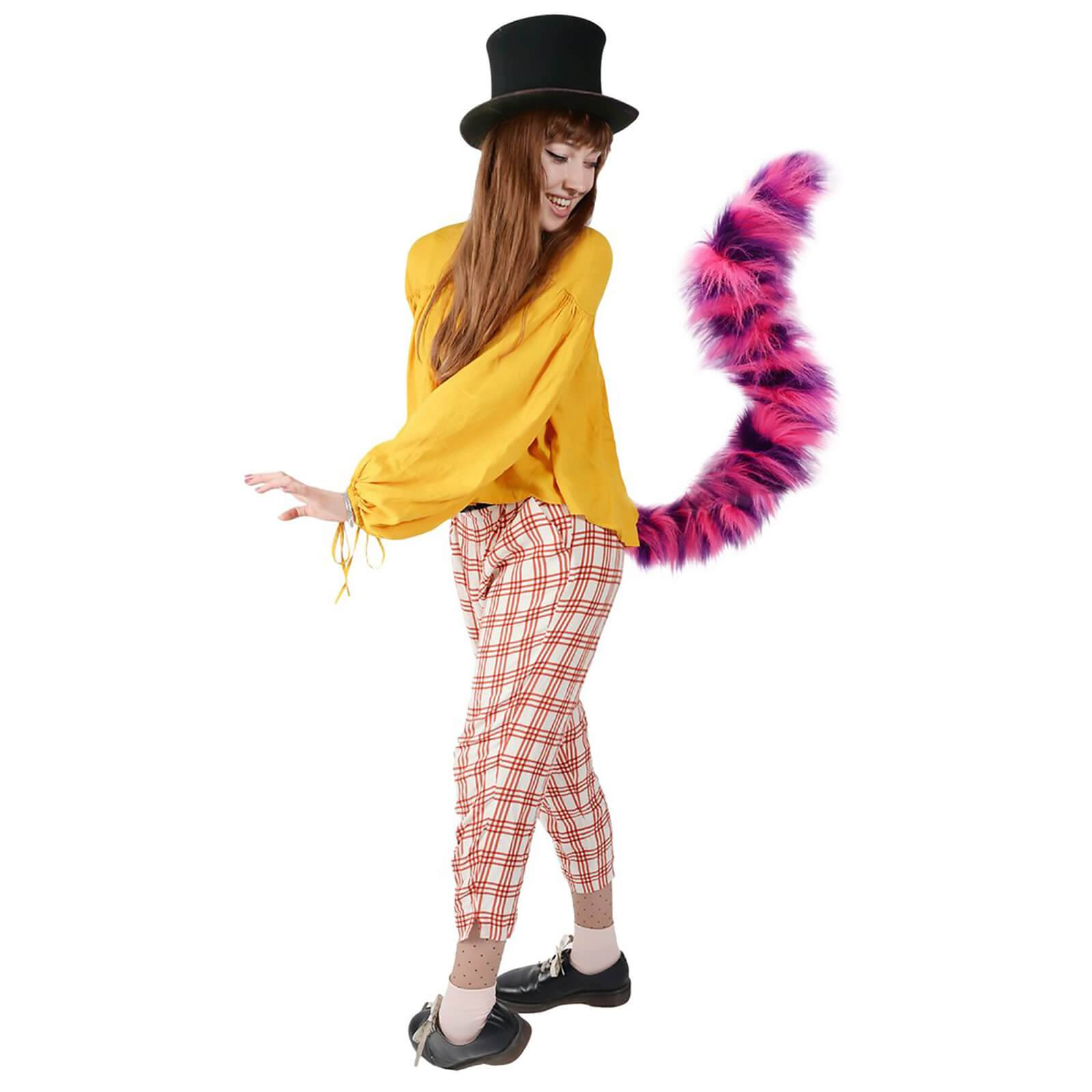 TellTails Wearable Crazy Cat Tail for Adults