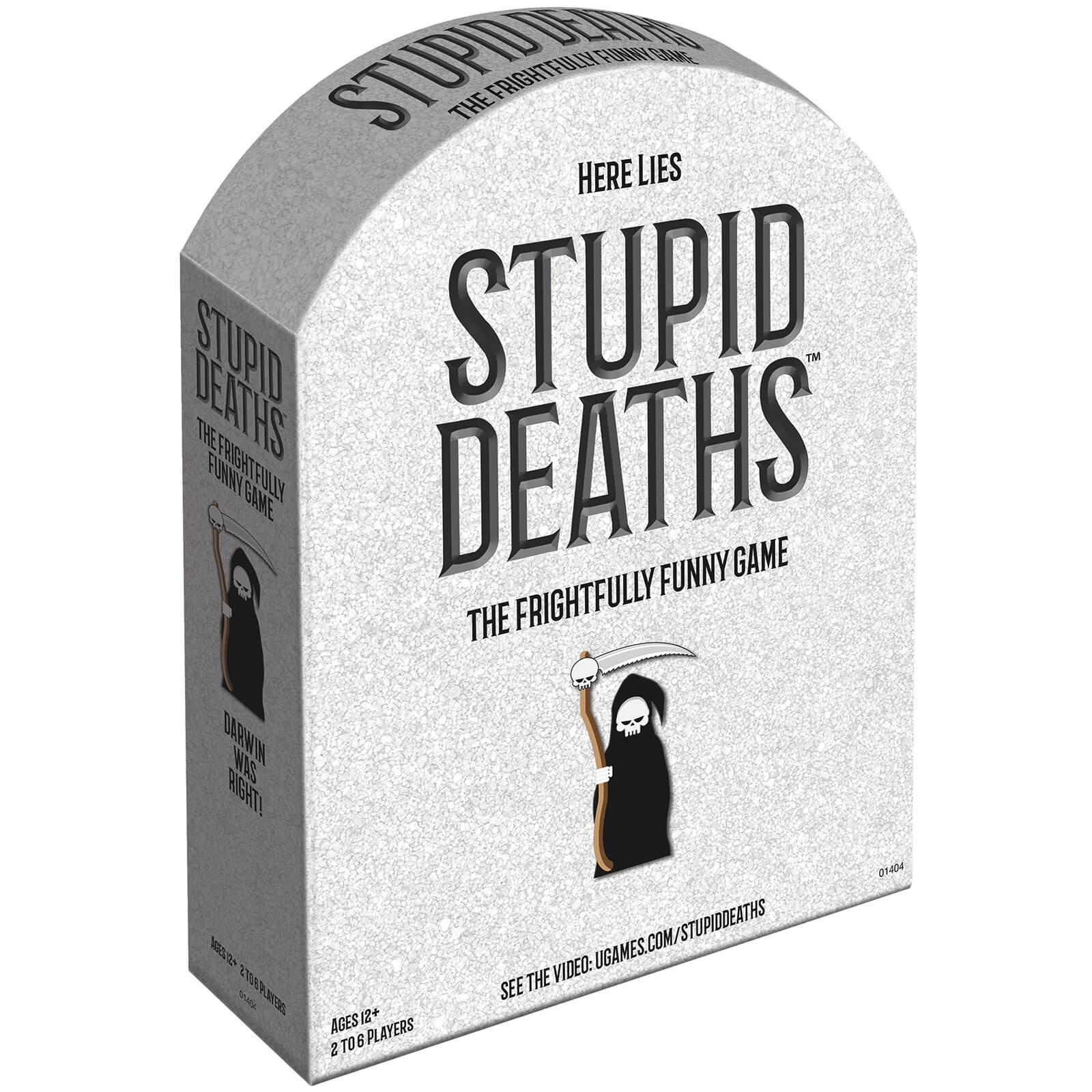 Paul Lamond Games Stupid Deaths