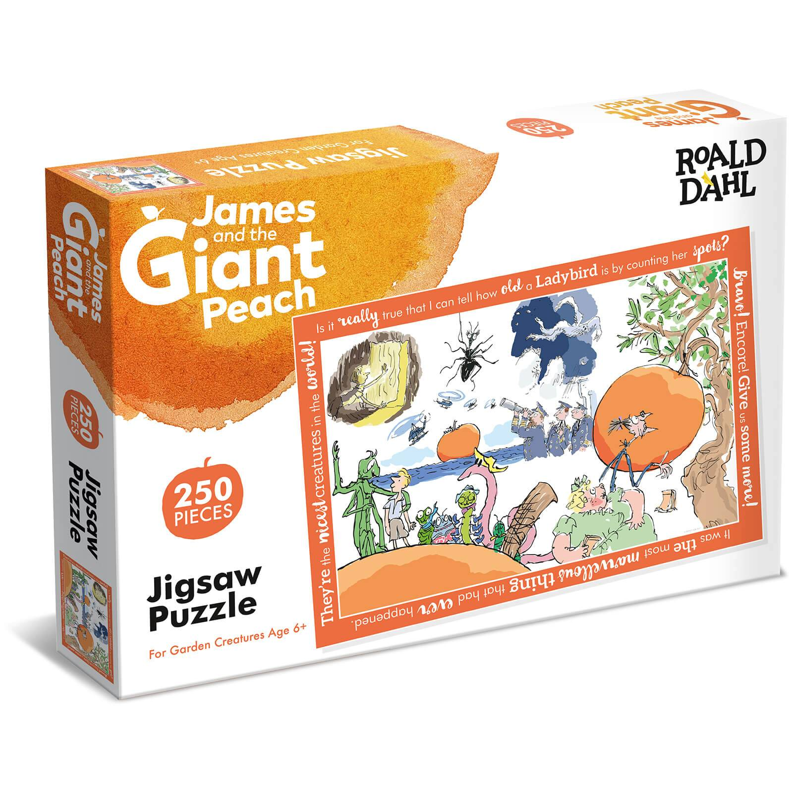 Paul Lamond Games James and The Giant Peach Jigsaw Puzzle