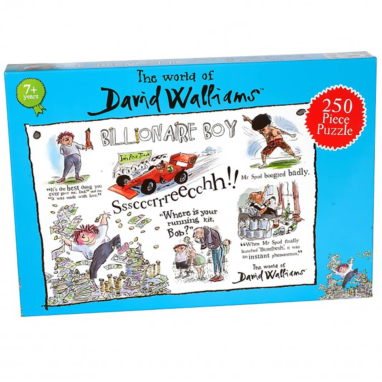 Paul Lamond Games The Boy In The Dress Jigsaw Puzzle