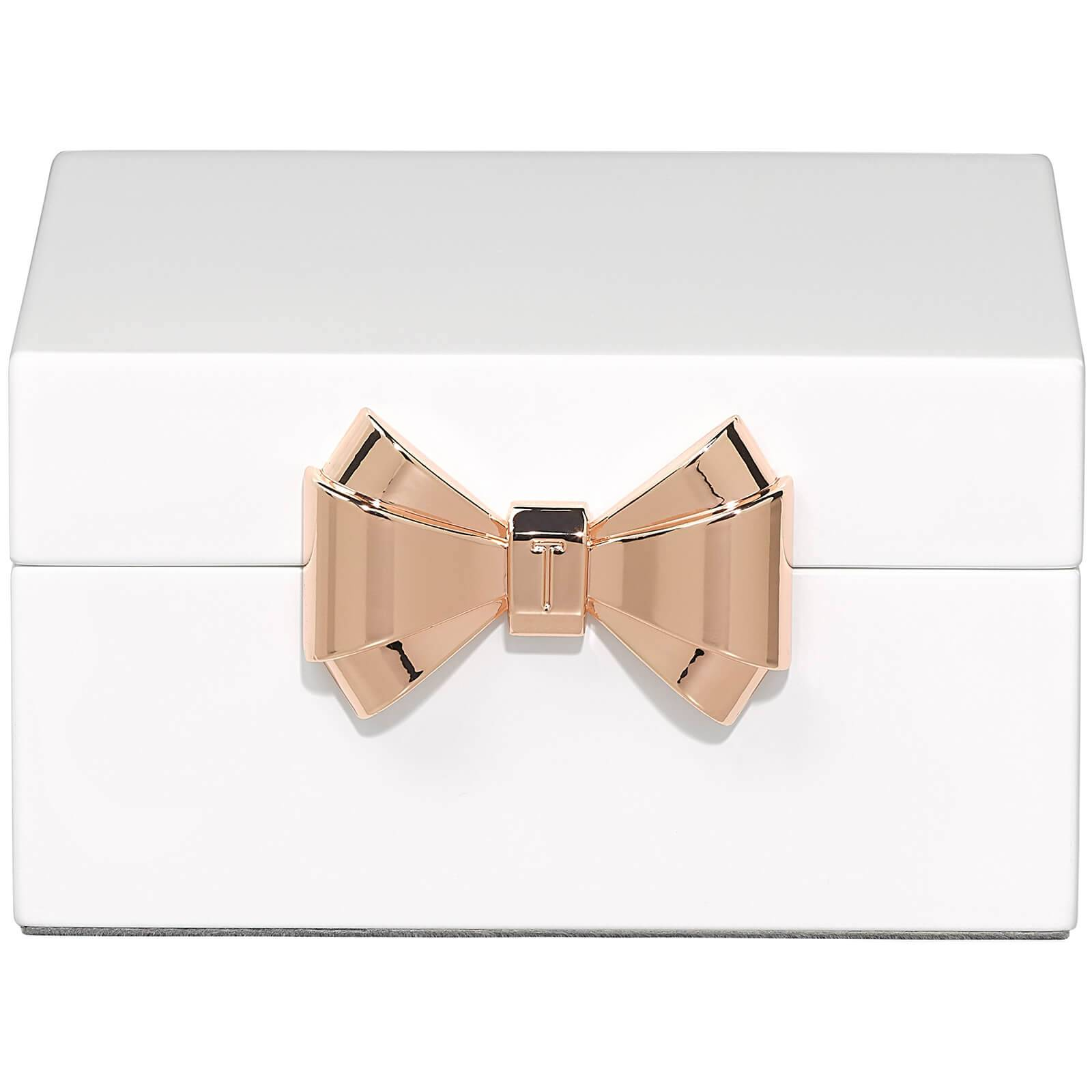 Ted Baker Small Jewellery Box - White