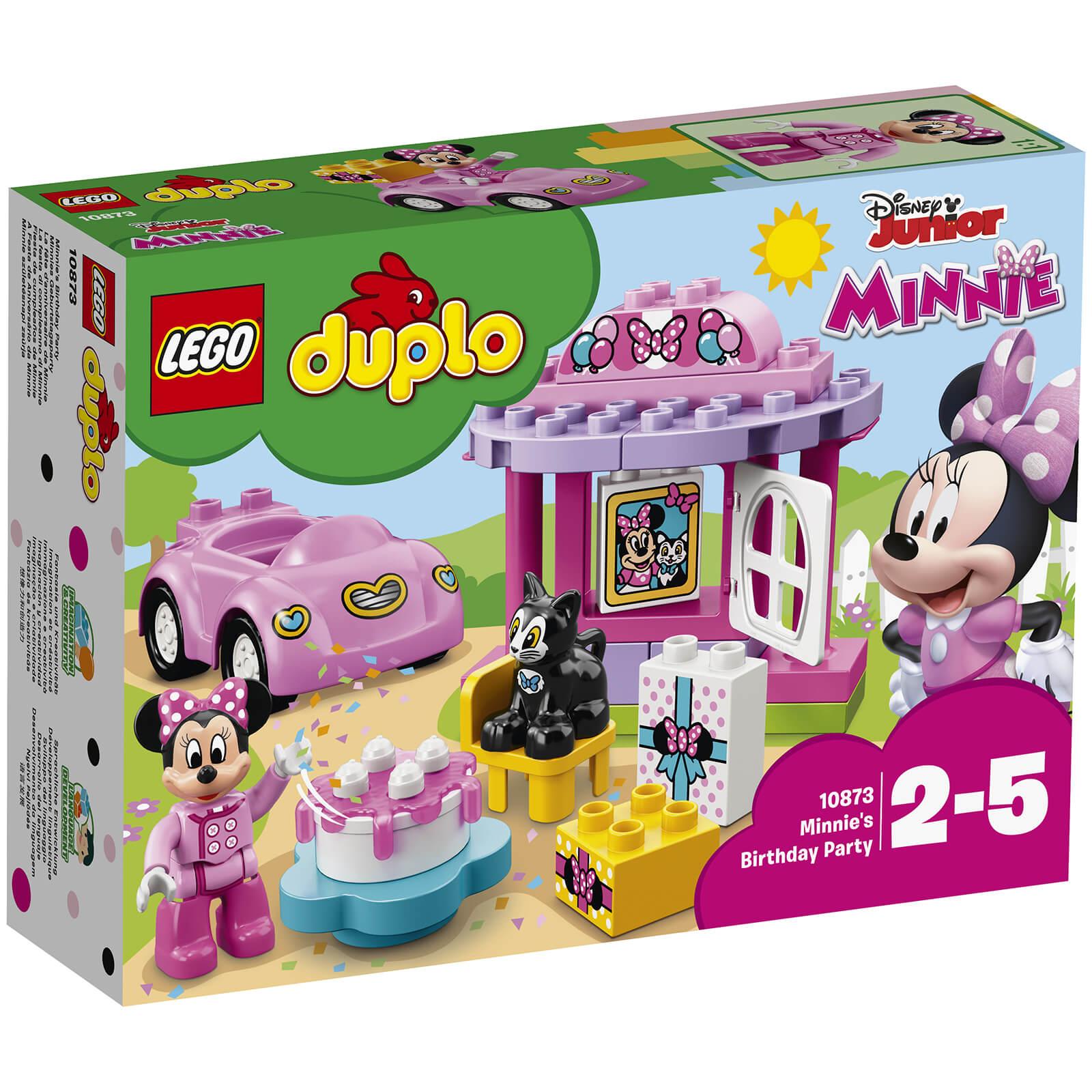 Lego DUPLO Disney: Minnie's Birthday Party (10873)