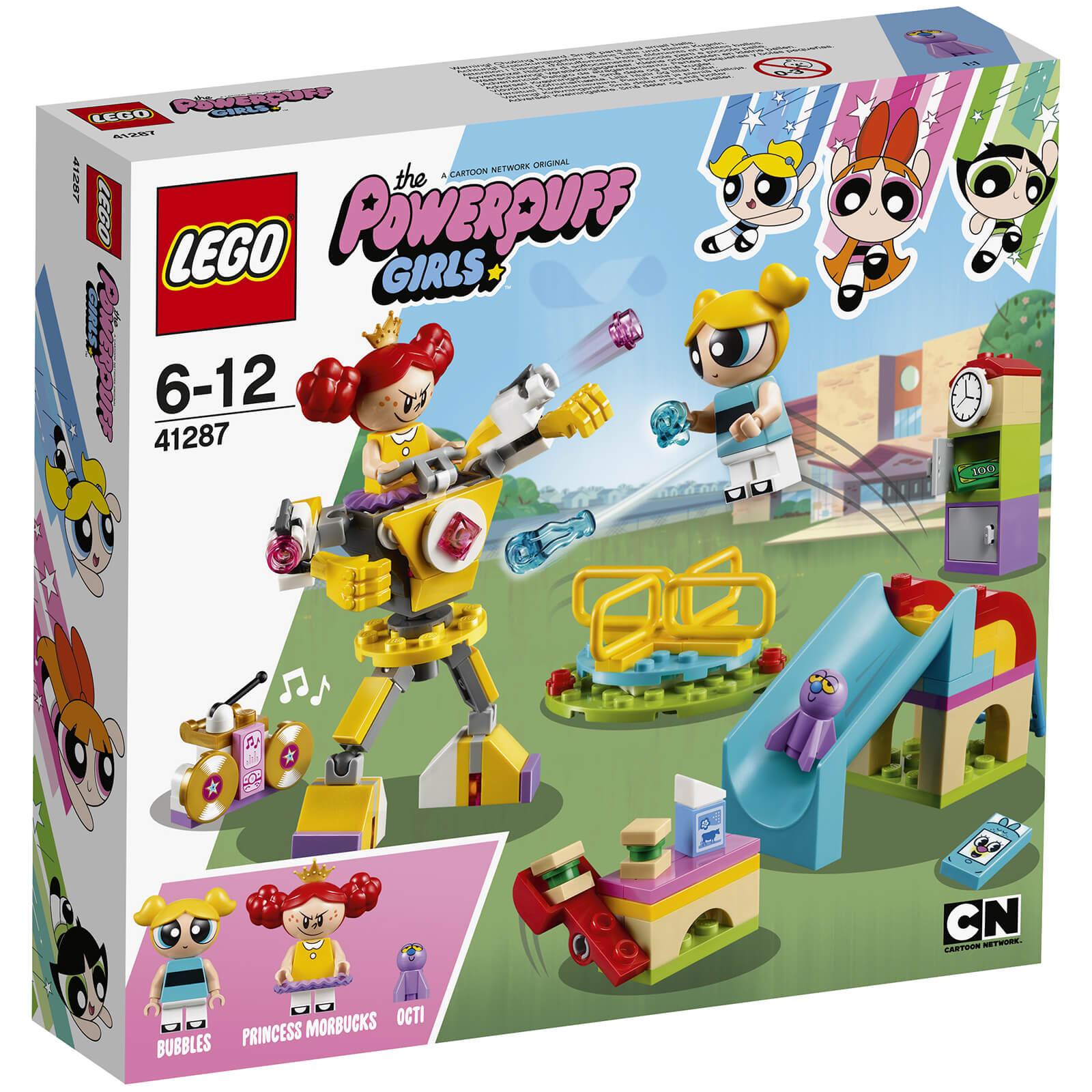 Lego Powerpuff Girls: Bubbles' Playground Showdown (41287)