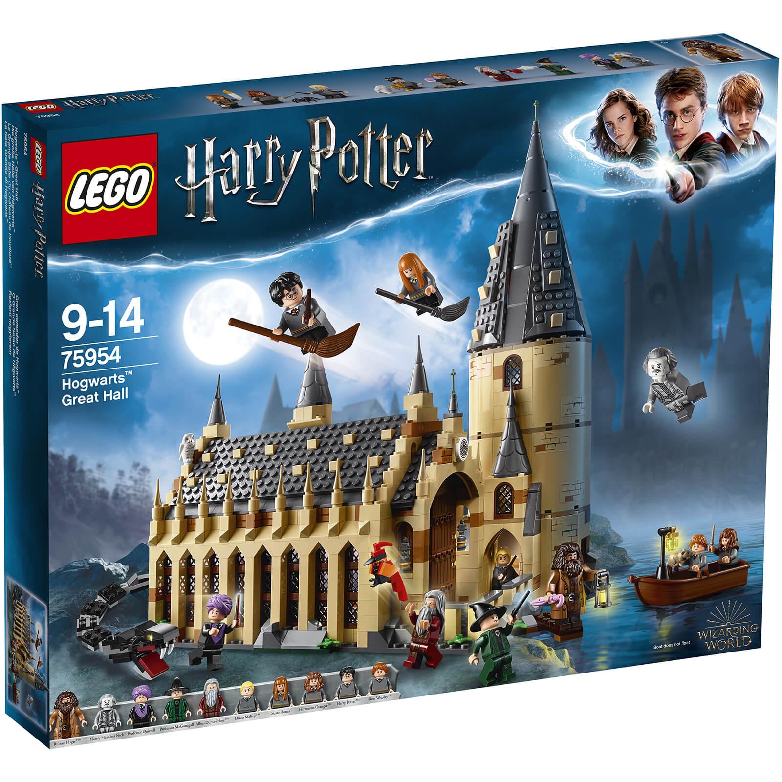 Lego Harry Potter: Hogwarts Great Hall (75954)