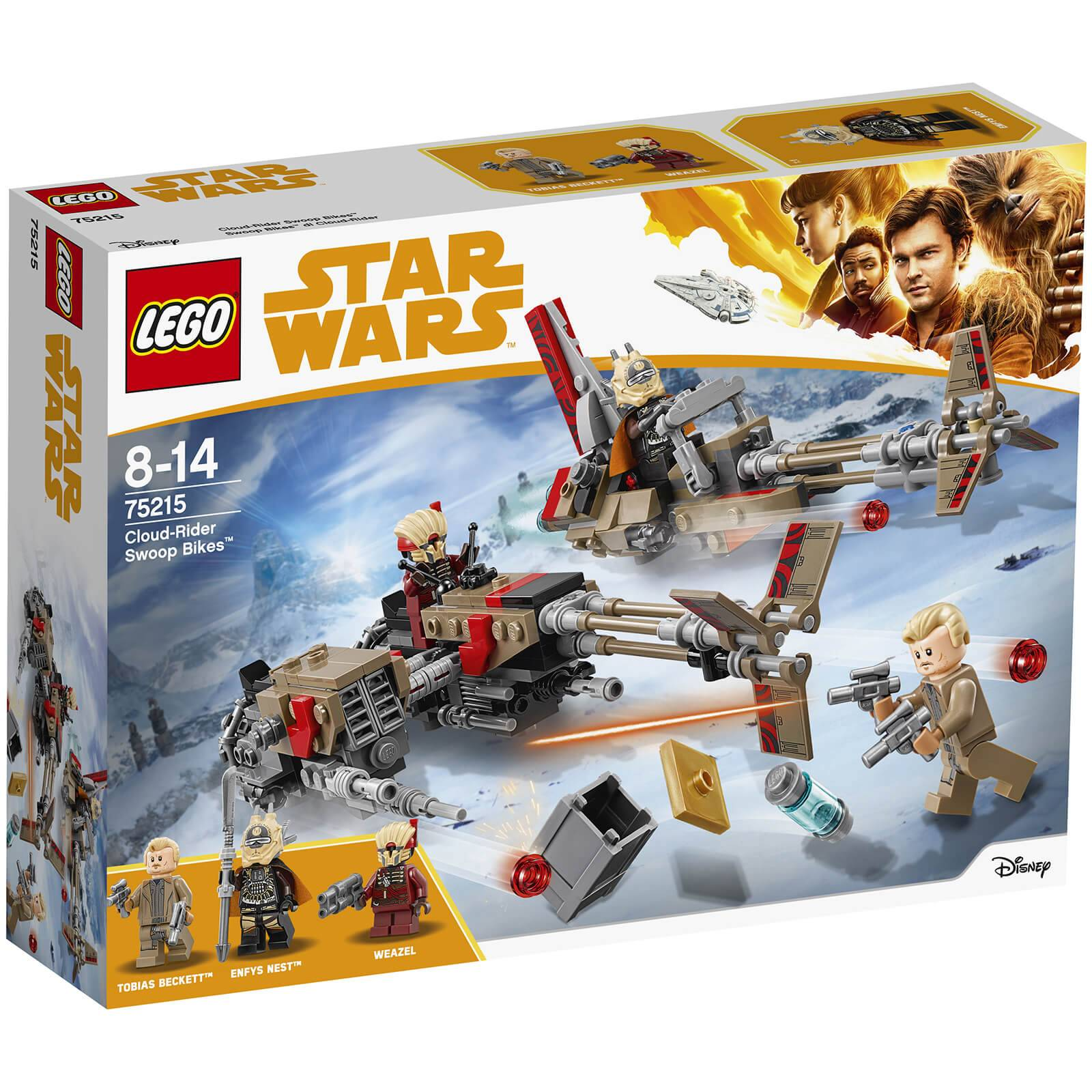 Lego Star Wars: Cloud-Rider Swoop Bikes (75215)