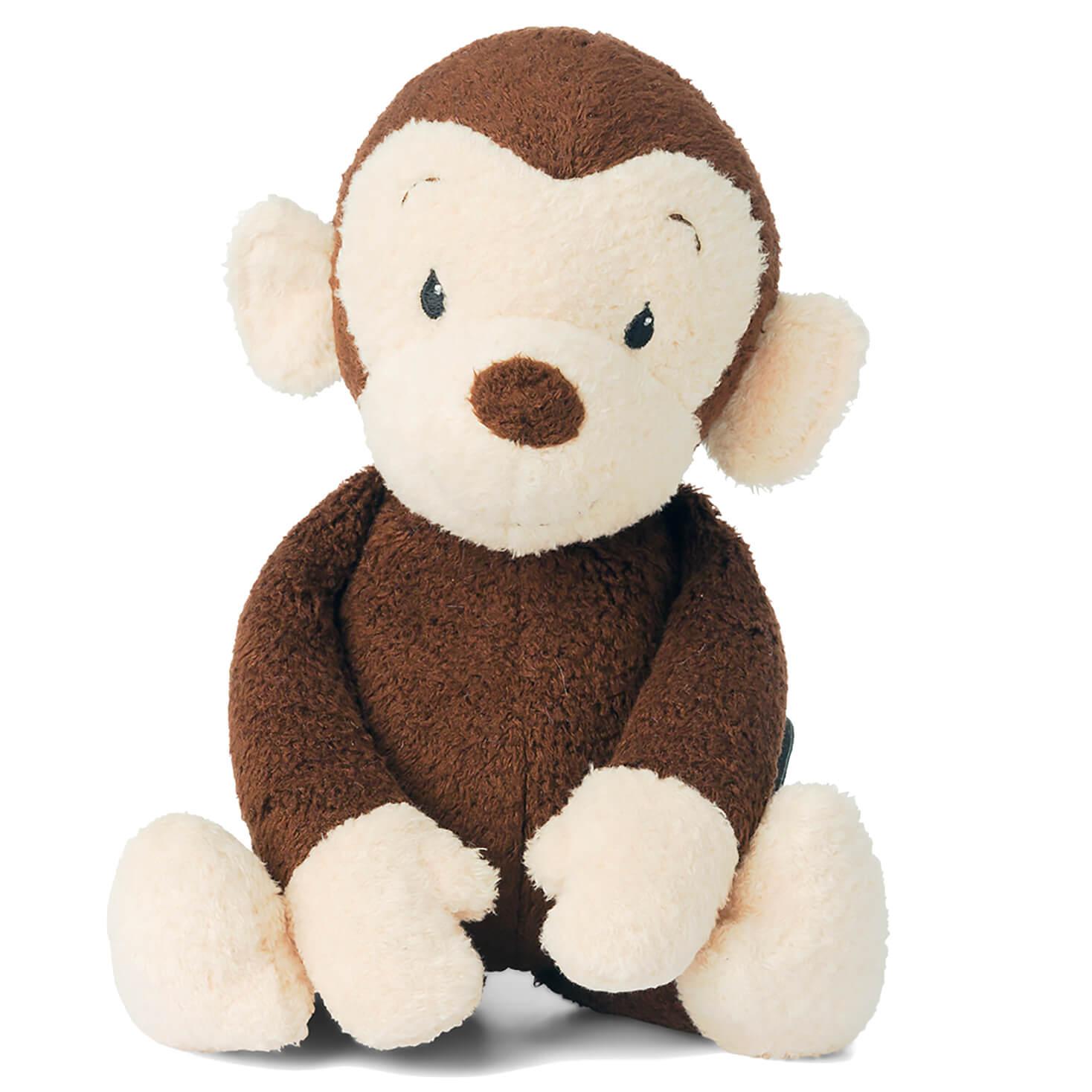 WWF Cub Club Mago the Monkey with Squeaker