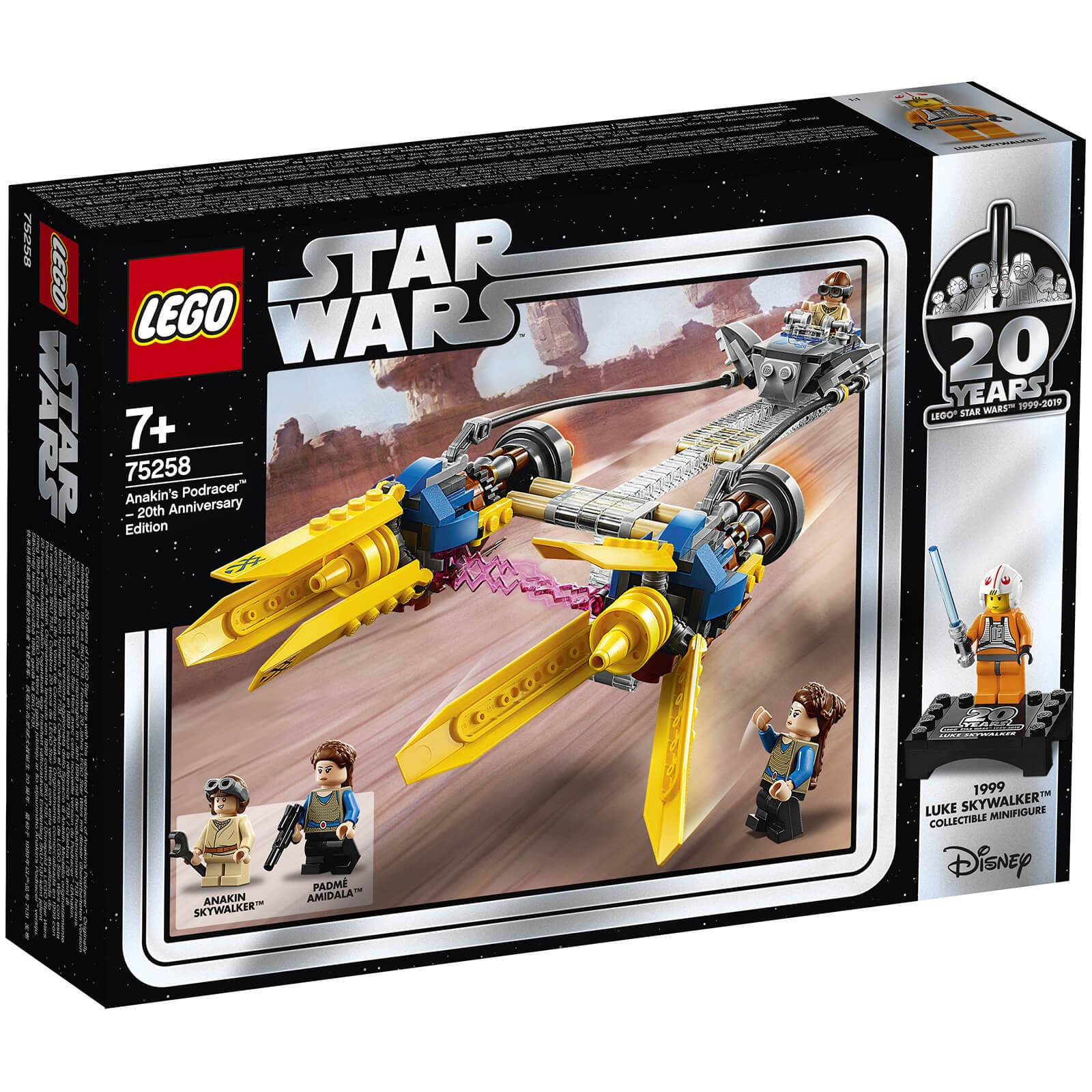 Lego Star Wars Classic: Anakin's Podracer - 20th Anniversary Edition (75258)