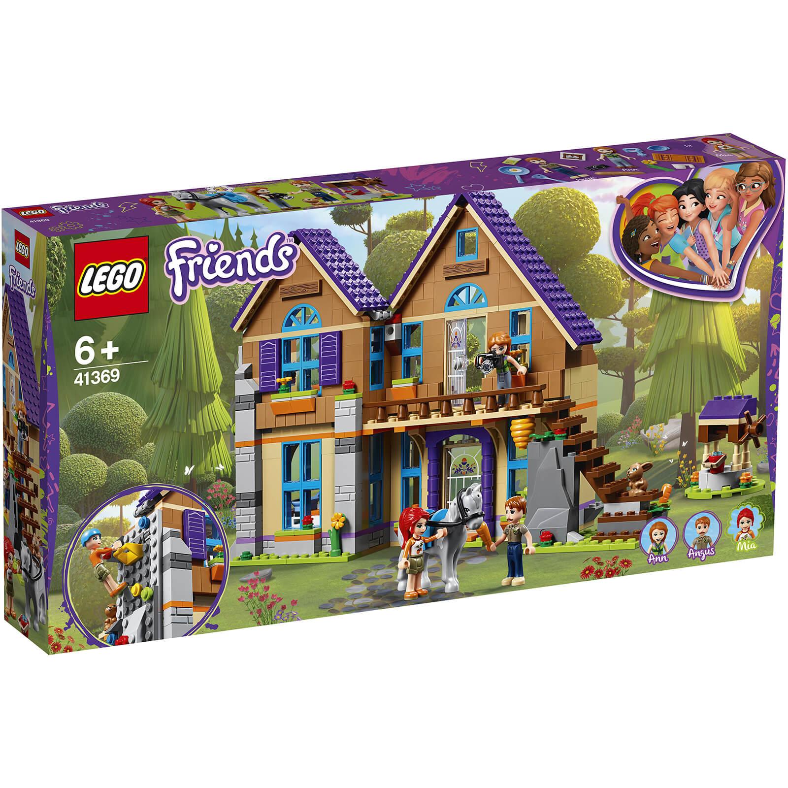 Lego Friends: Mia's House (41369)