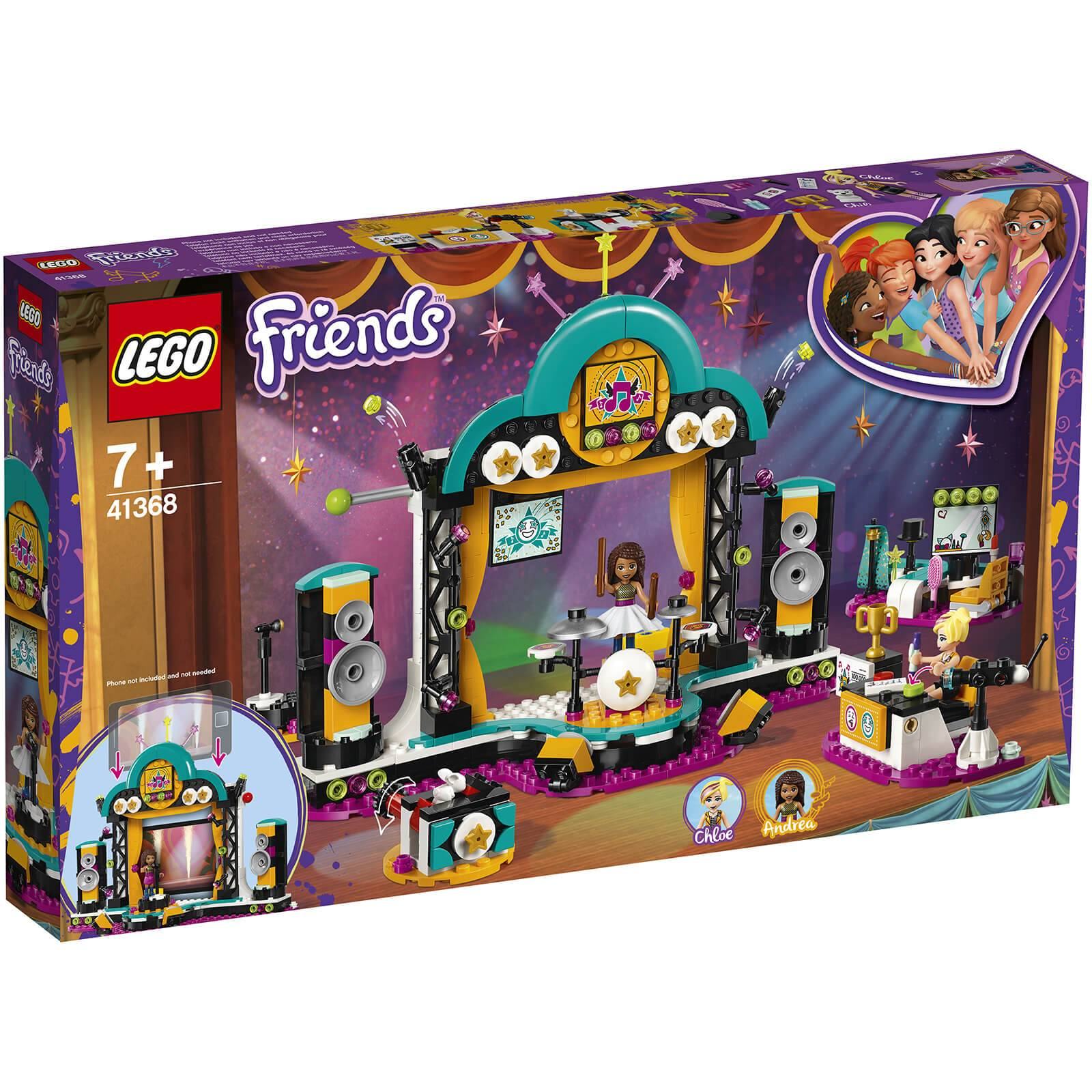 Lego Friends: Andrea's Talent Show (41368)