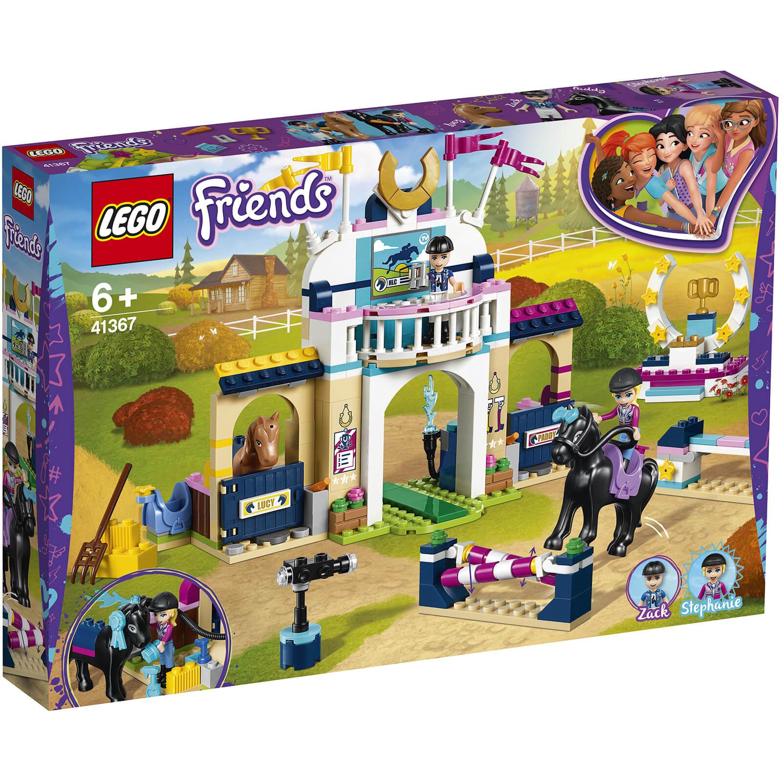 Lego Friends: Stephanie's Horse Jumping (41367)