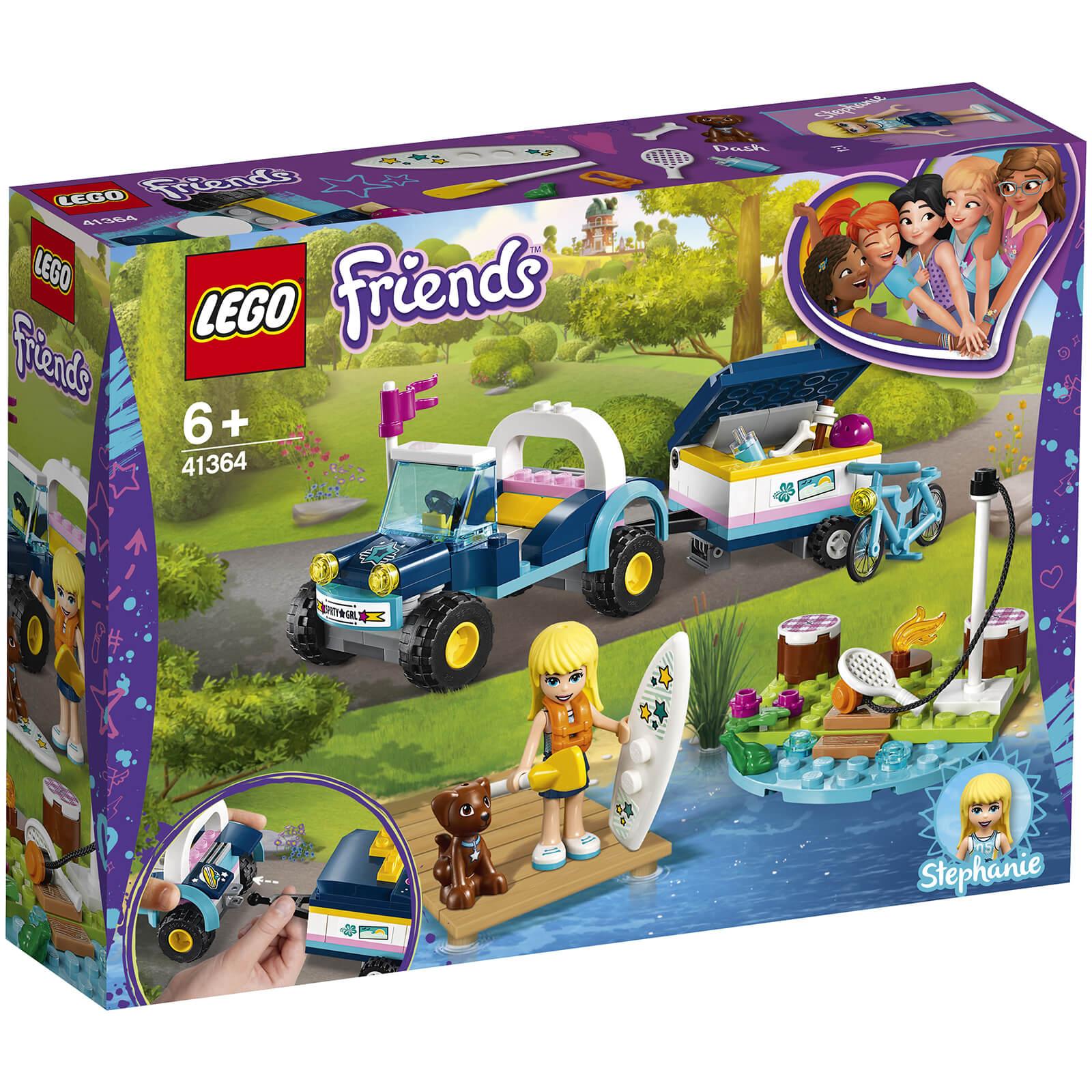 Lego Friends: Stephanie's Buggy and Trailer (41364)