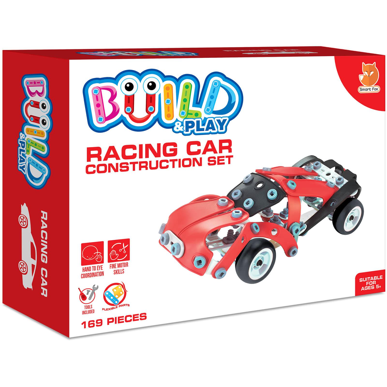 Smart Fox Racing Car Construction Set