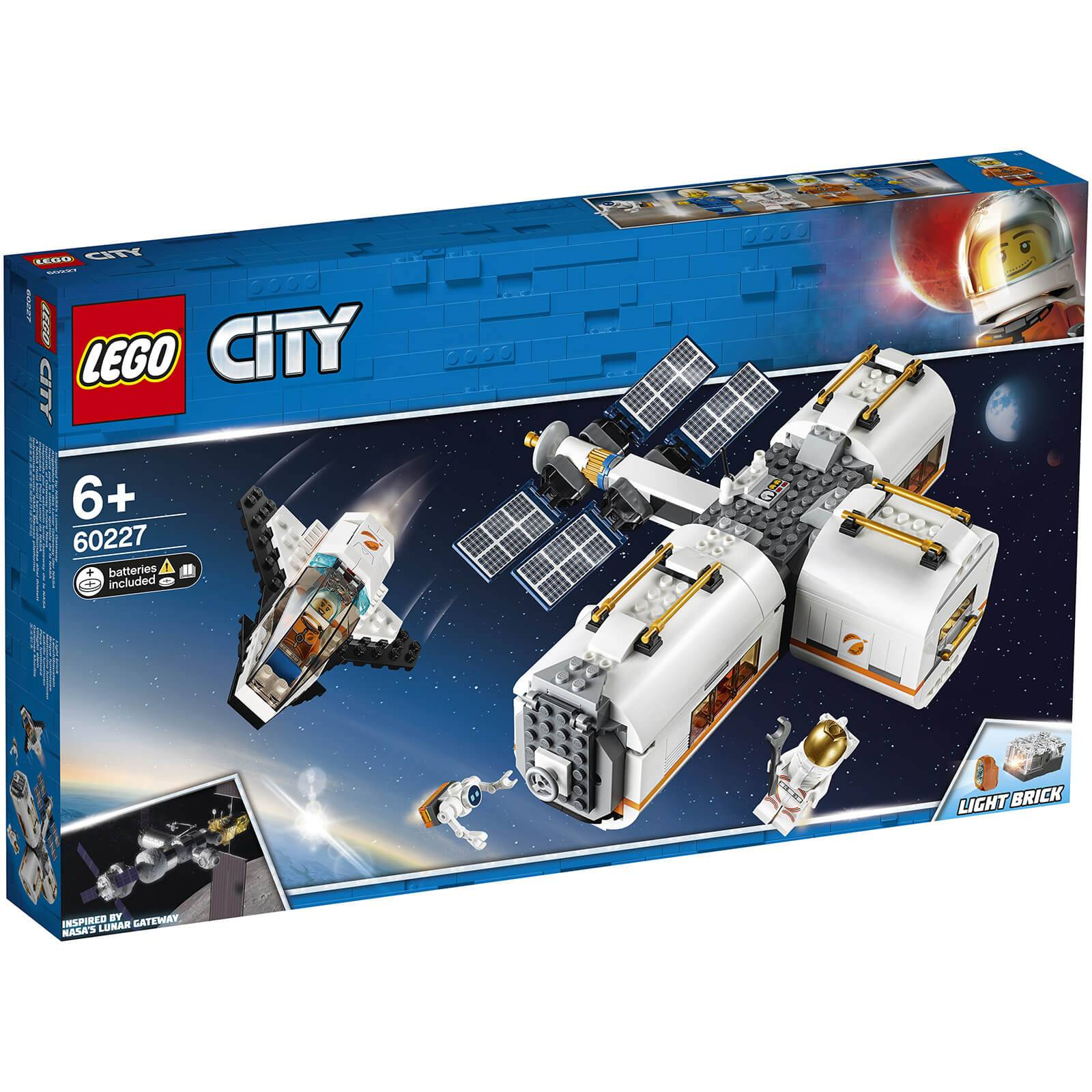 Lego City Space Port: Lunar Space Station (60227)