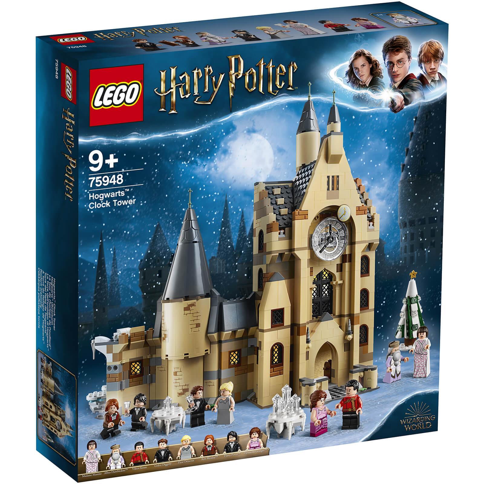 Lego Harry Potter: Hogwarts Clock Tower (75948)