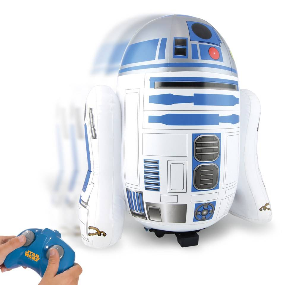 Bladez Toyz Bladez Toys Star Wars Jumbo RC Inflatable R2-D2 with Sounds