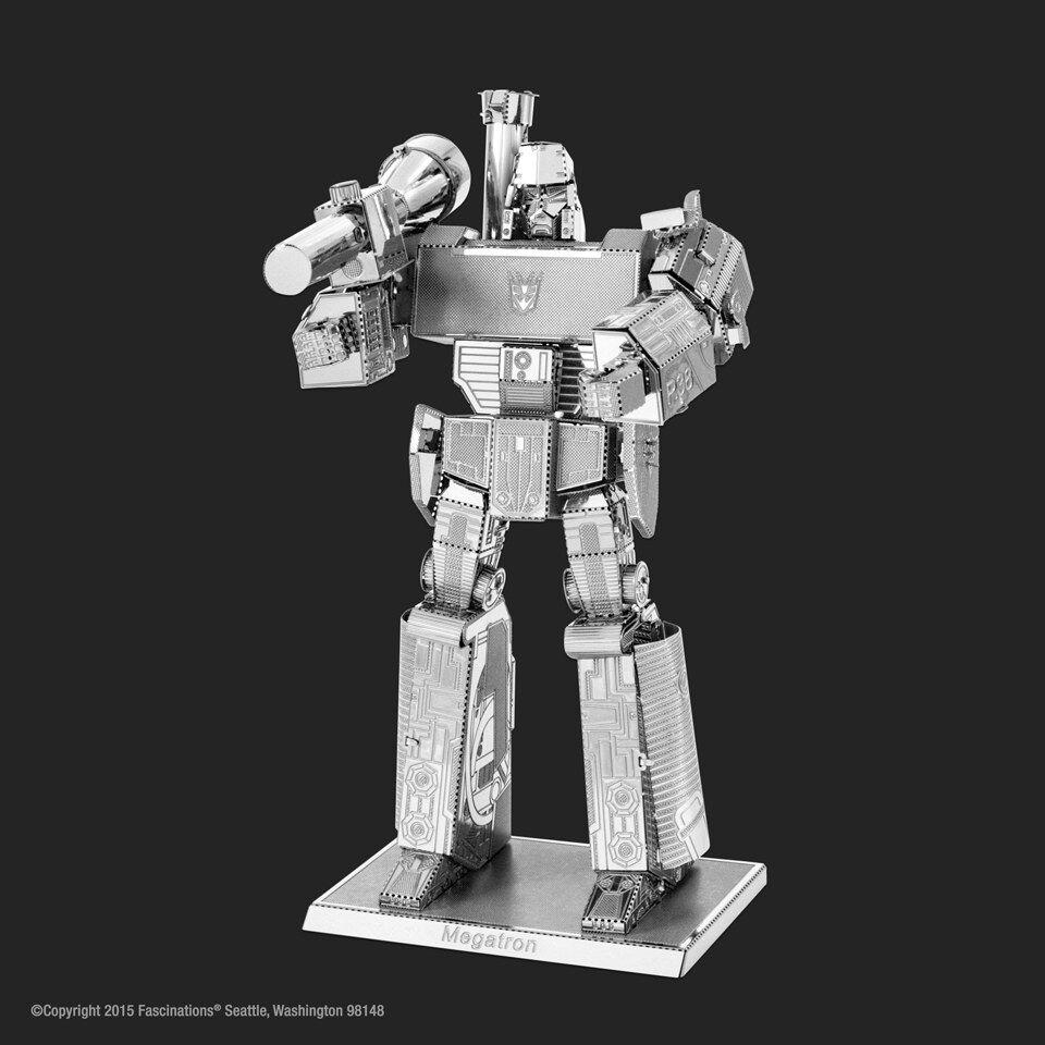 Professor Puzzle Transformers MegaTron Construction Kit