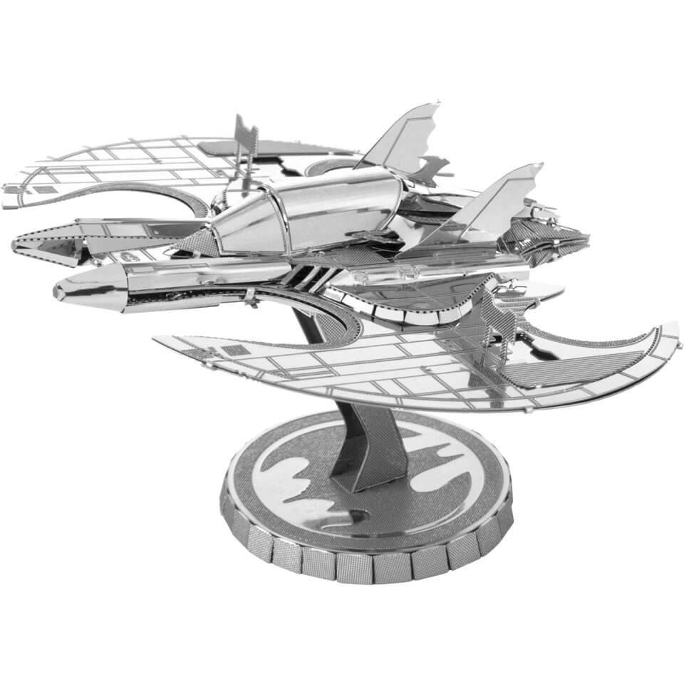 Professor Puzzle 1989 Batwing Metal Earth Construction Kit