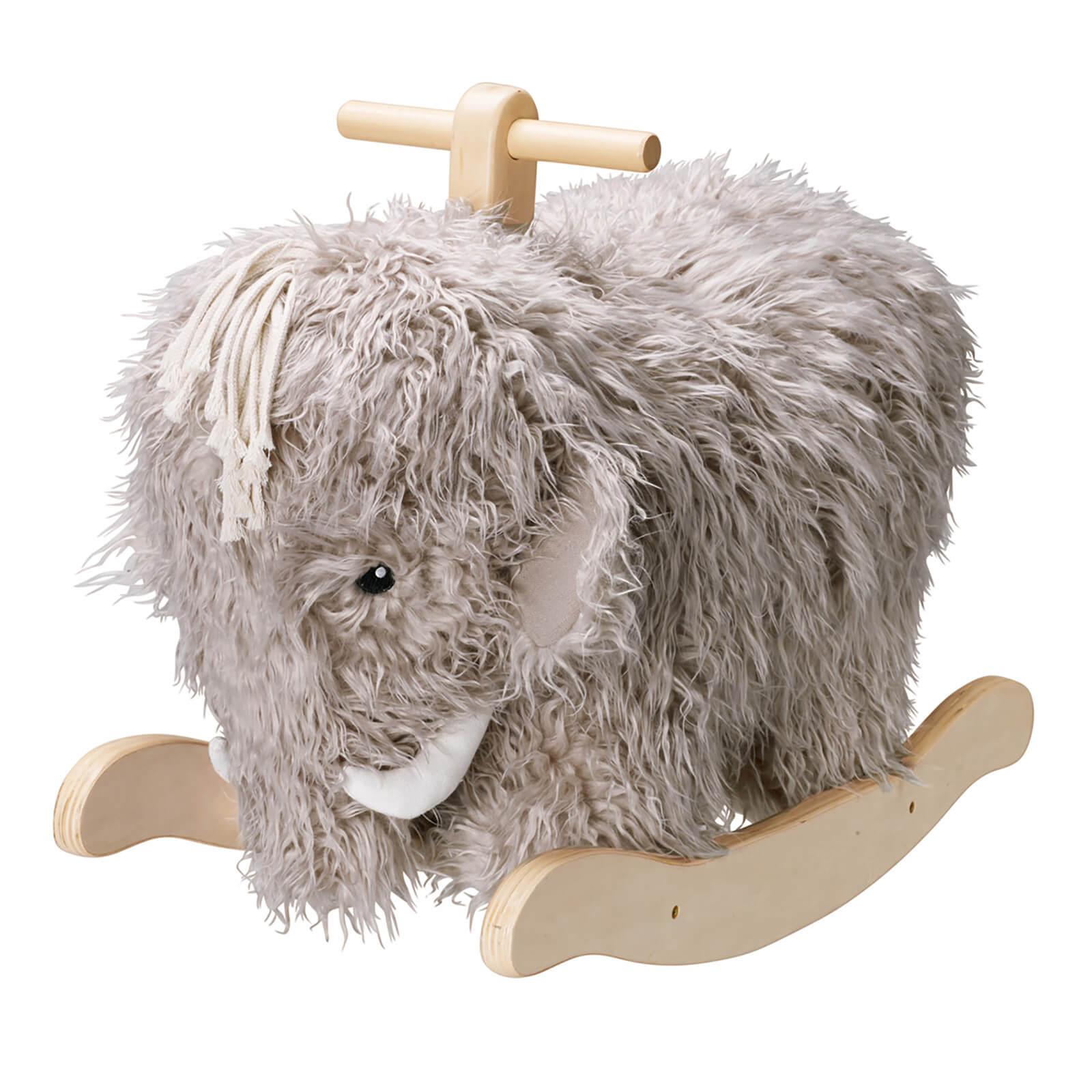 Kids Concept Neo Rocking Horse - Mammoth