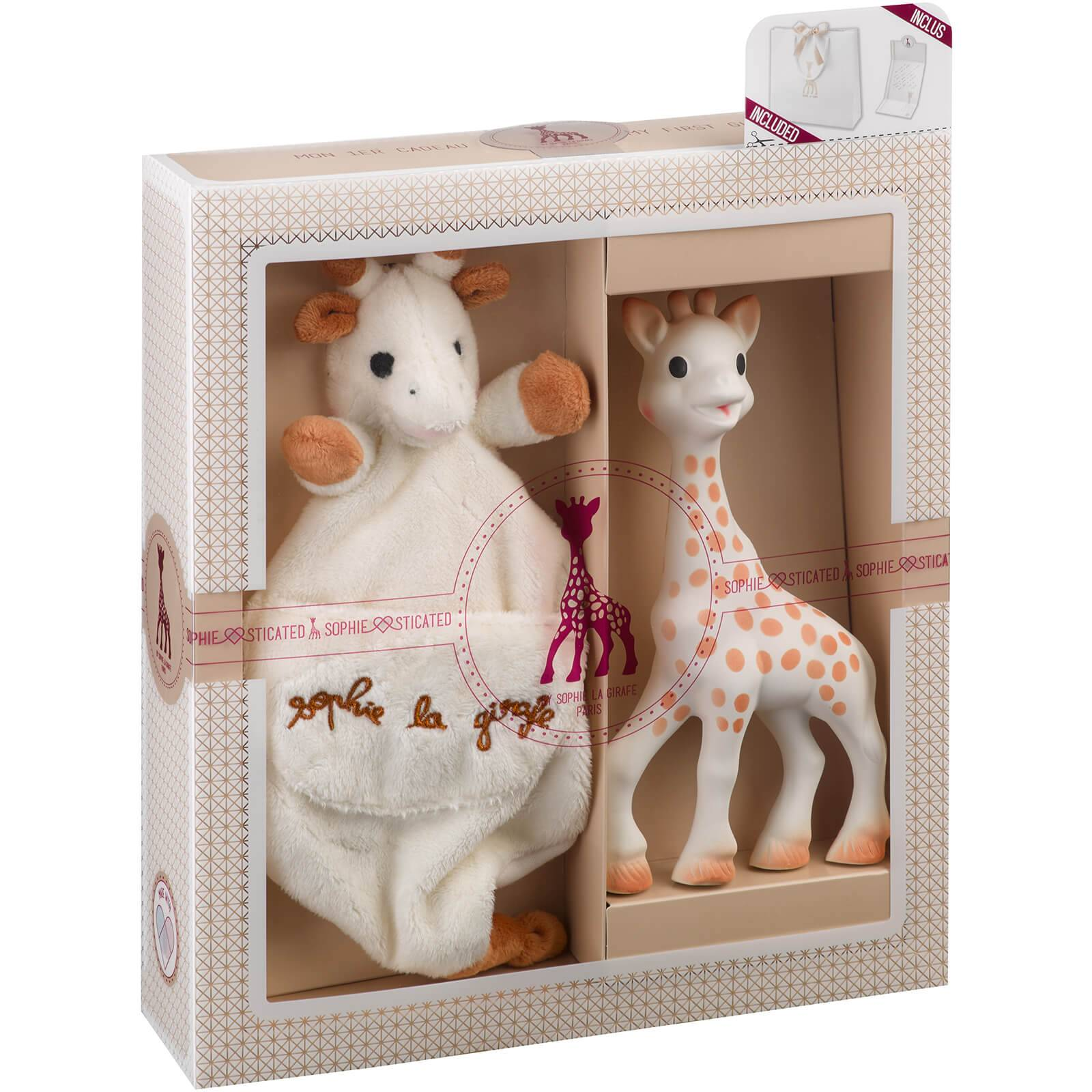 Sophie la Girafe Sophiesticated The Comforter Set