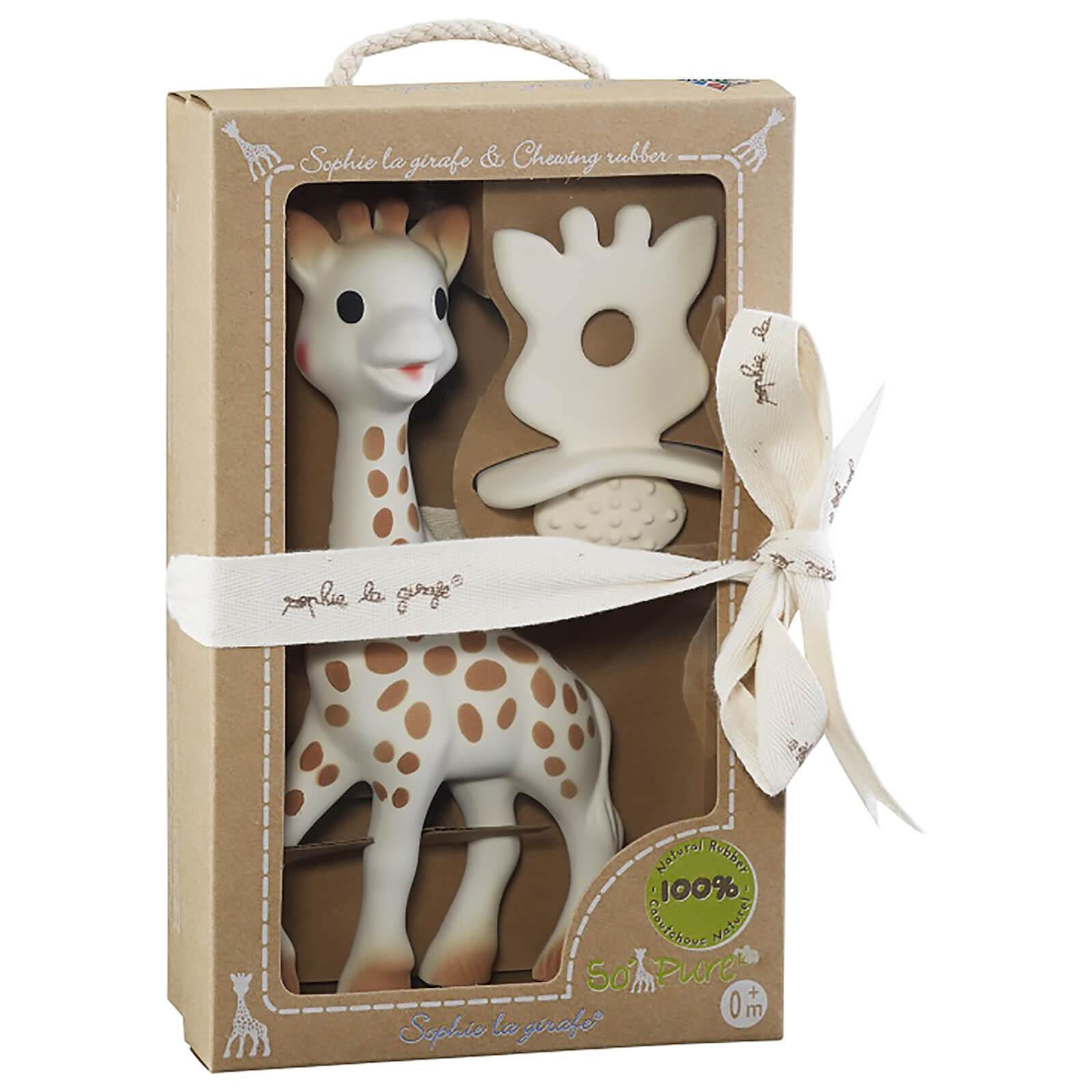 Sophie la Girafe So Pure Natural Teether Set