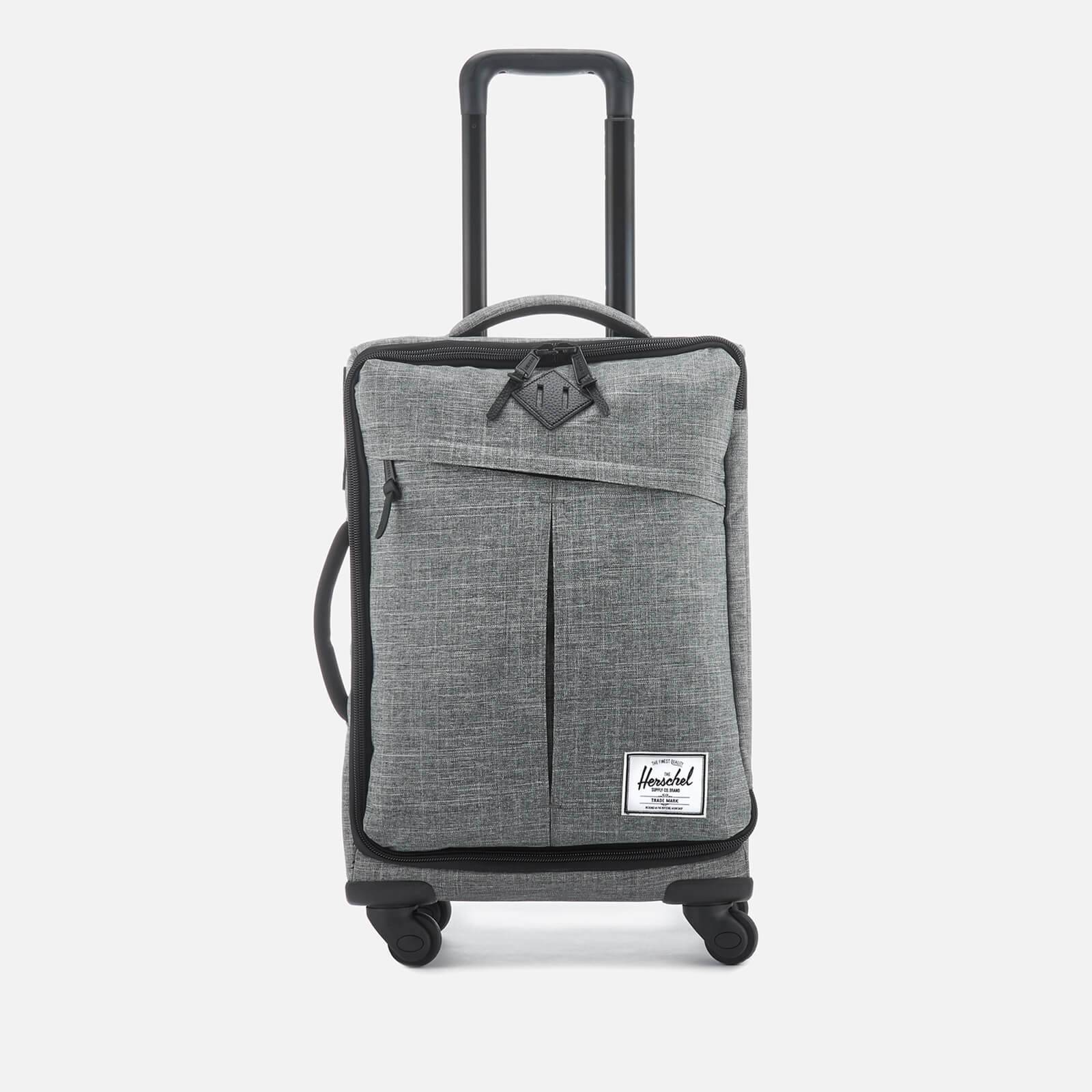 Herschel Supply Co. Men's Highland Case - Raven Crosshatch