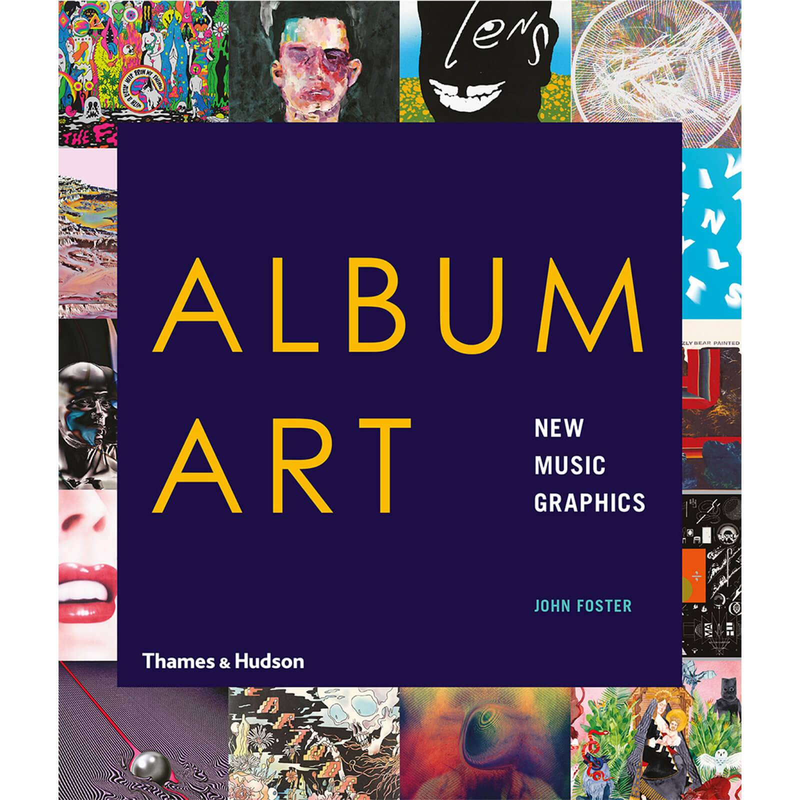 Thames and Hudson Ltd: Album Art - New Music Graphics