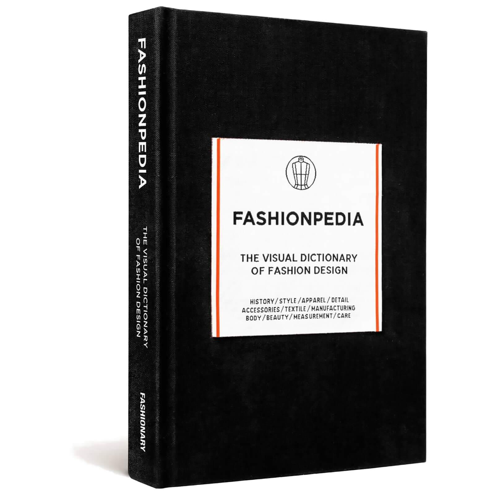 Fashionary: Fashionpedia - The Visual Dictionary of Fashion Design