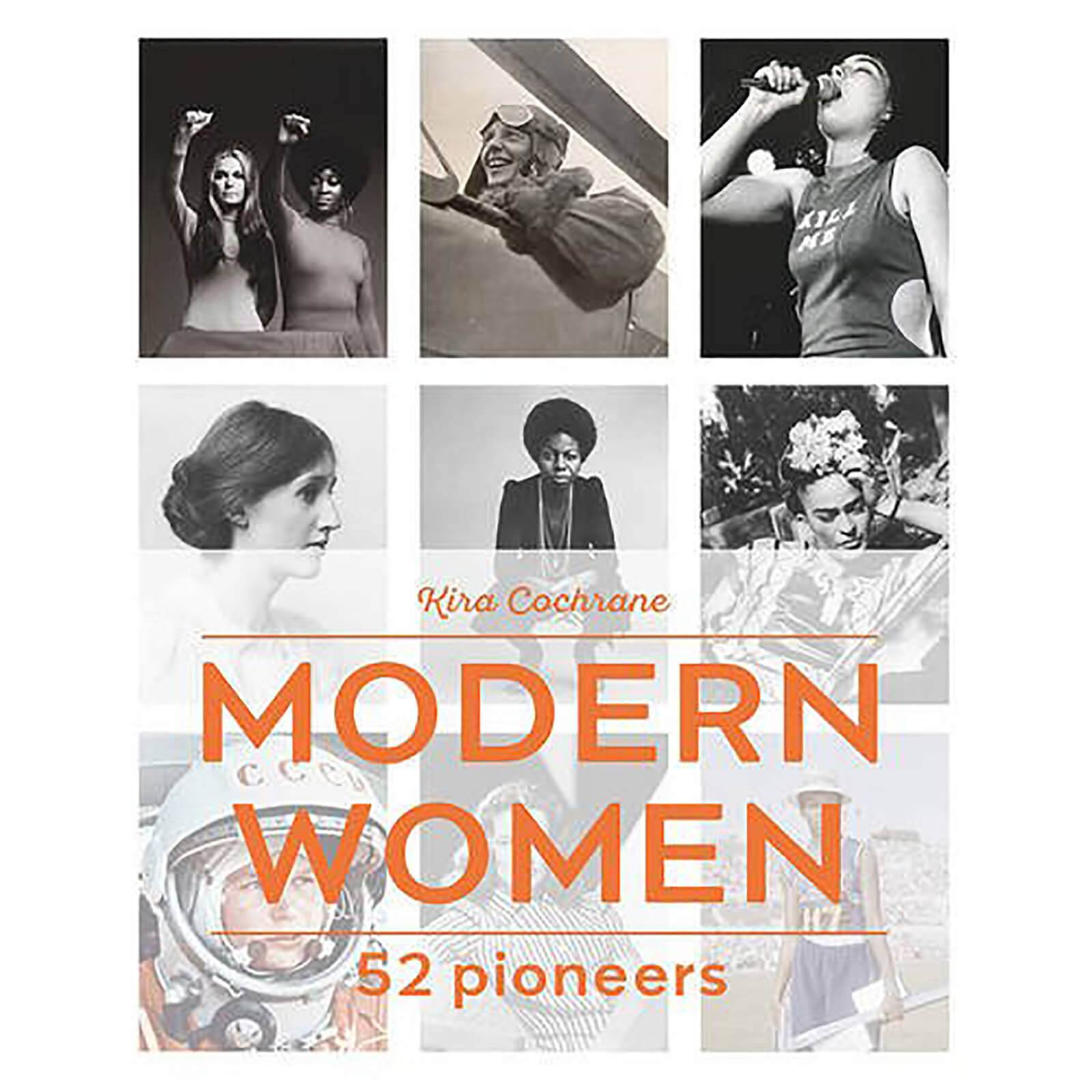 Bookspeed: Modern Women: 52 Pioneers