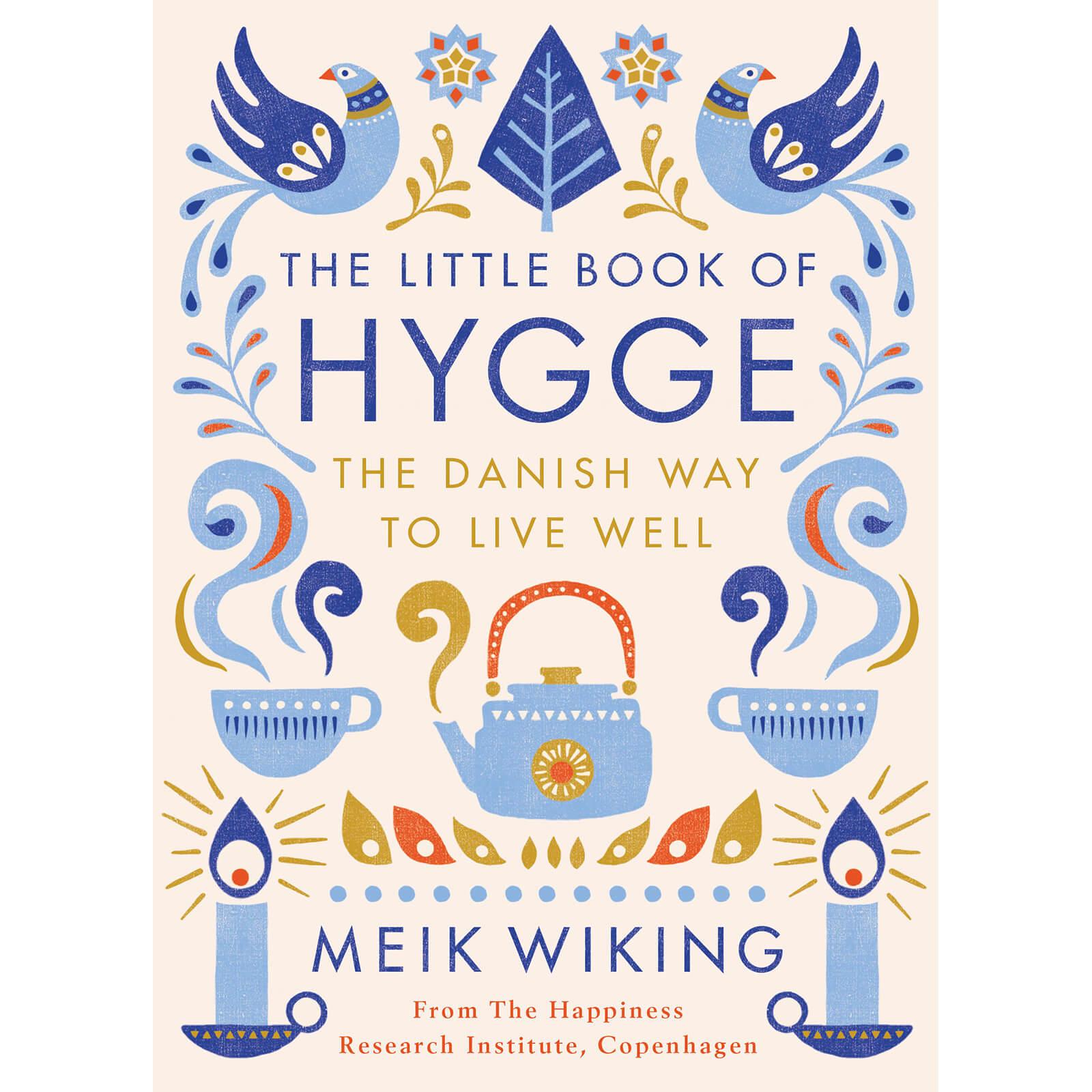 Bookspeed: Little Book of Hygge