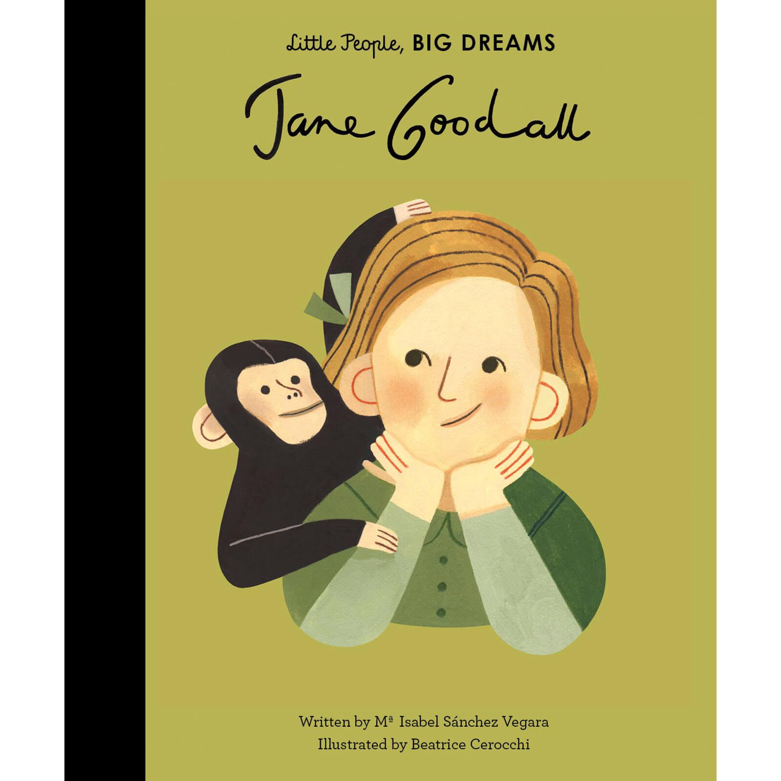 Bookspeed: Little People Big Dreams: Jane Goodall