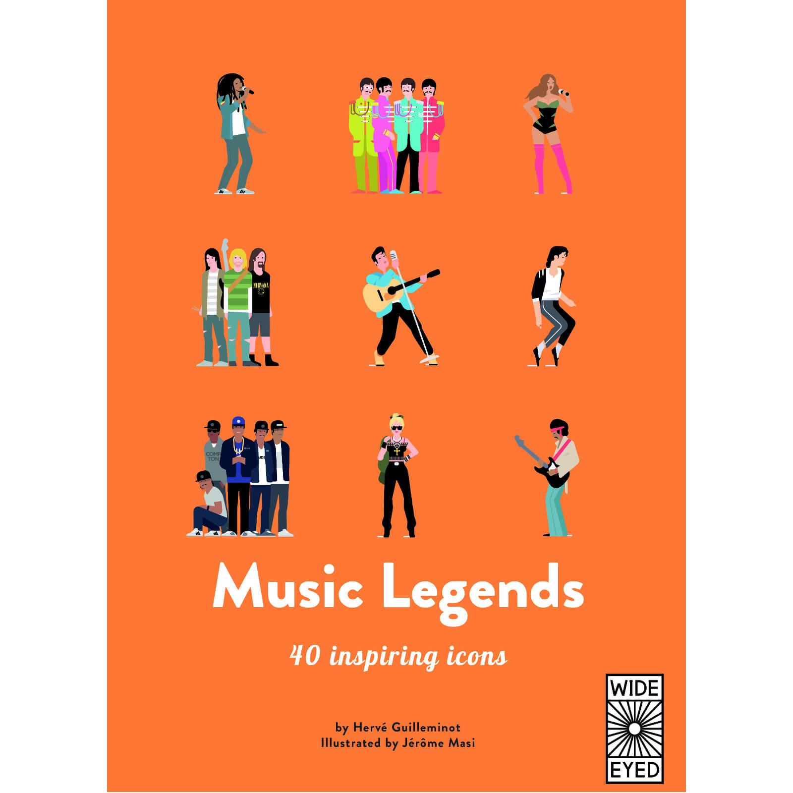 Bookspeed: Music Legends