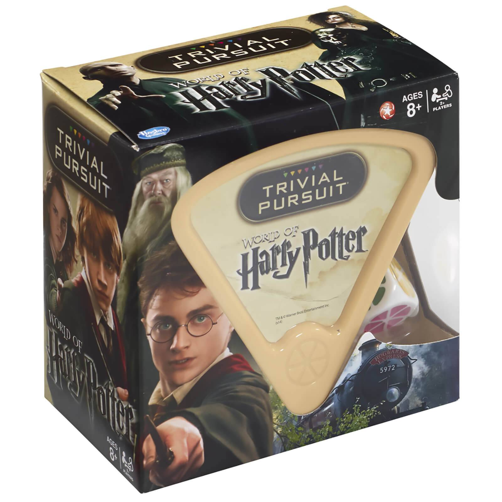 Winning Moves Trivial Pursuit Game - Harry Potter Volume 1 Edition