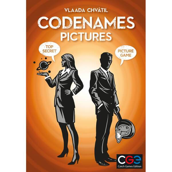 Codenames: Pictures Game