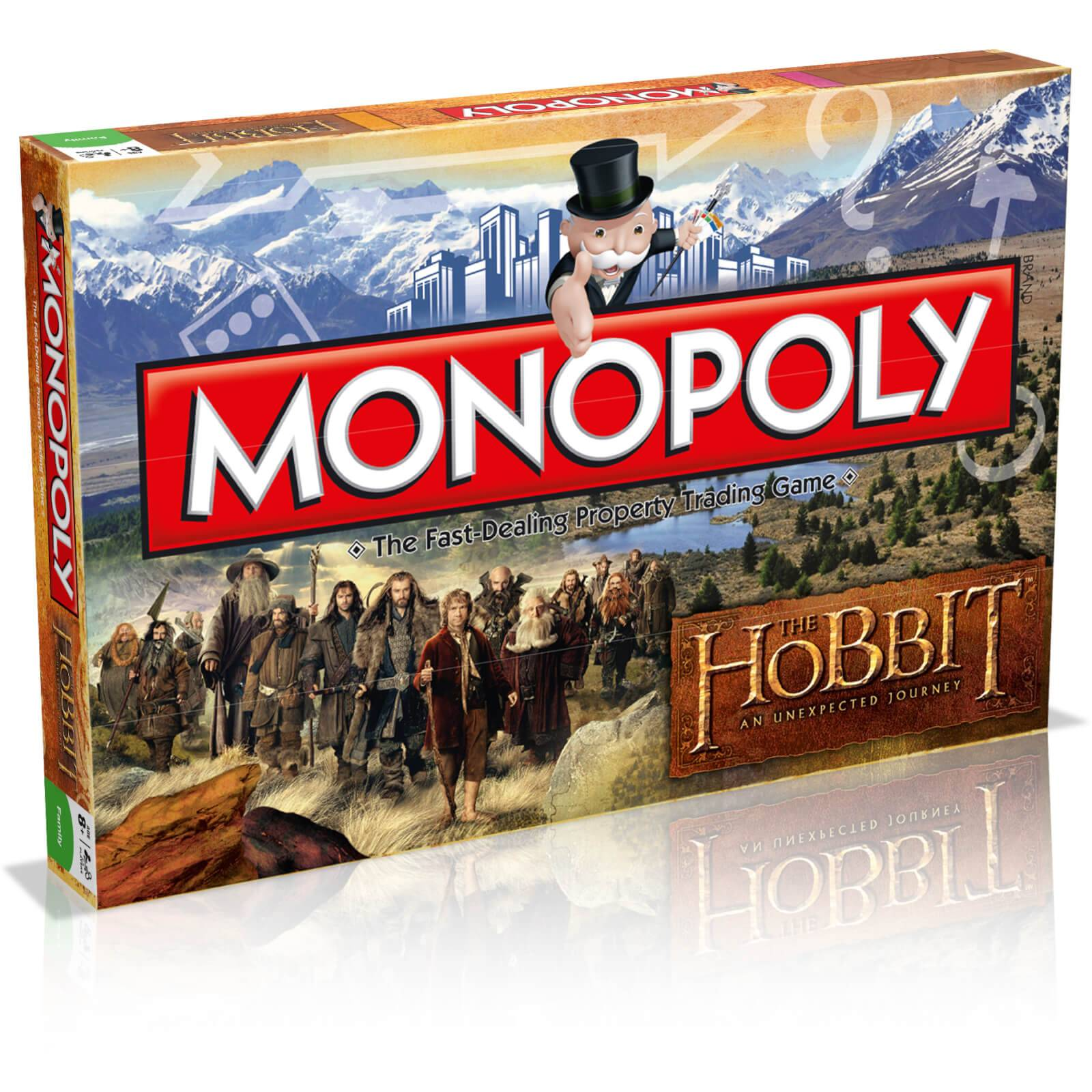 Hasbro Monopoly - The Hobbit Edition (Exclusive)
