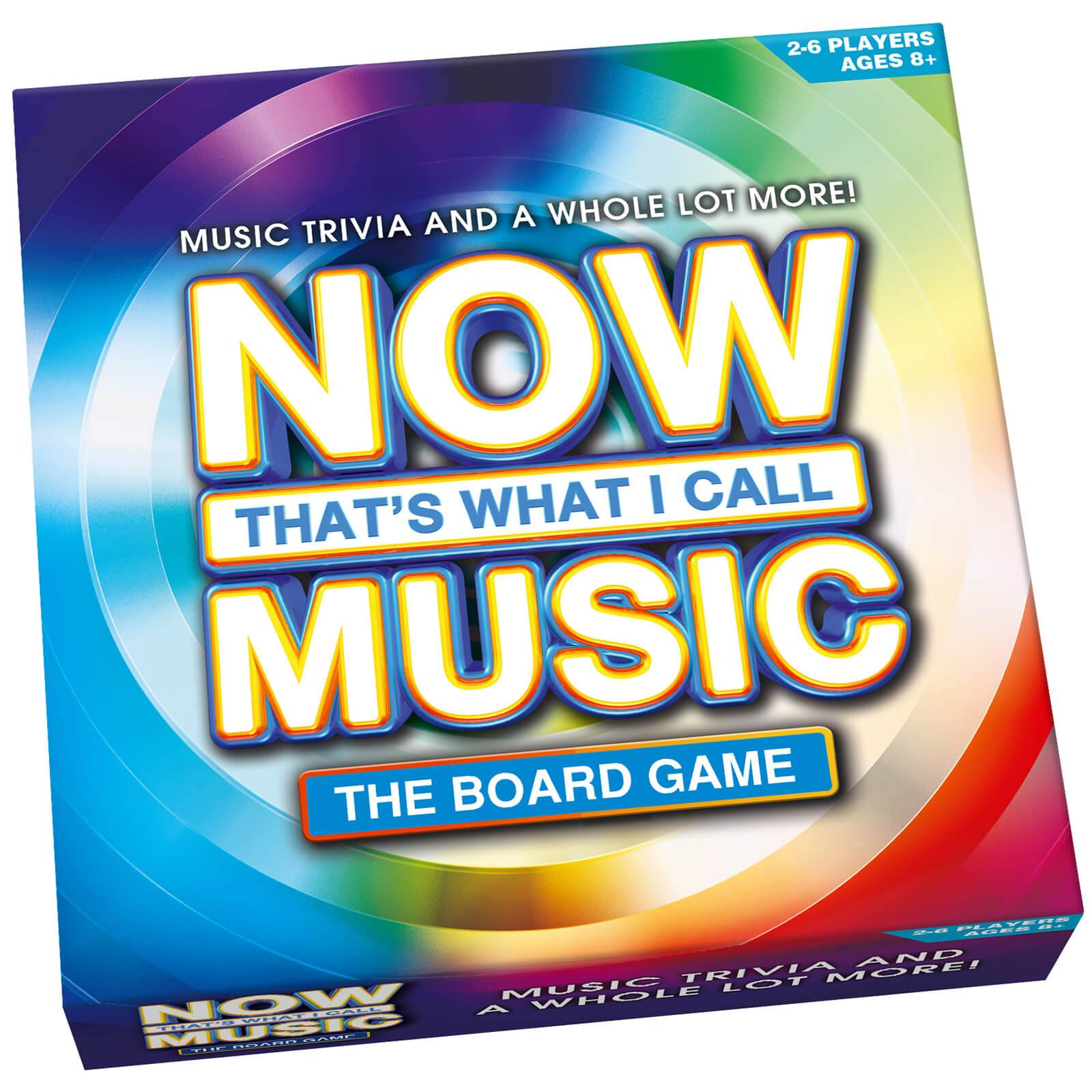 Paul Lamond Games Now That's What I Call Music Game