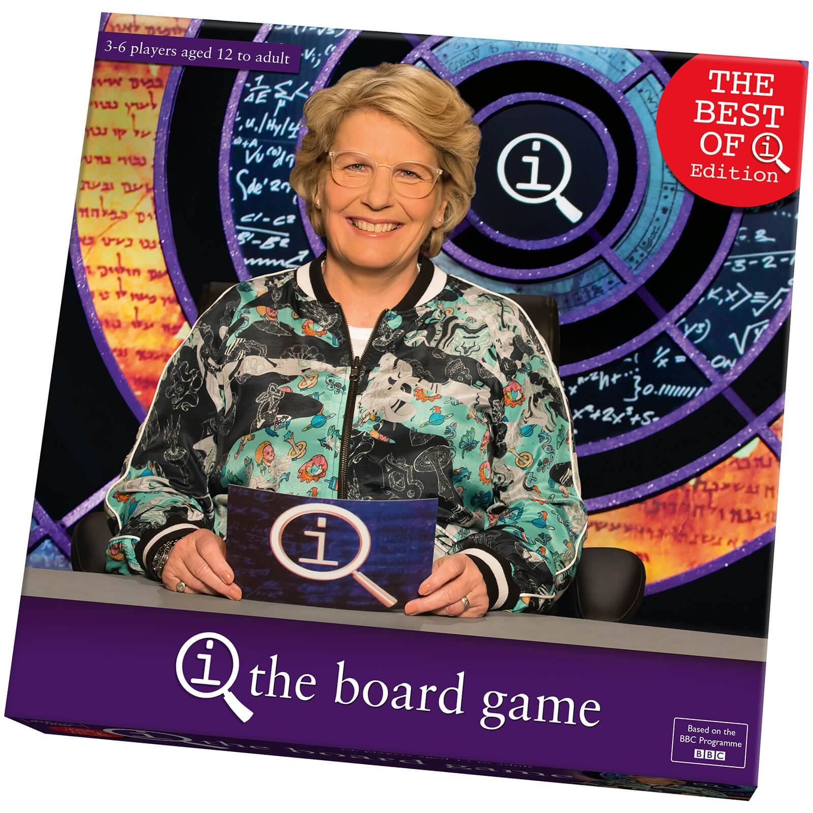 QI Best of QI Board Game
