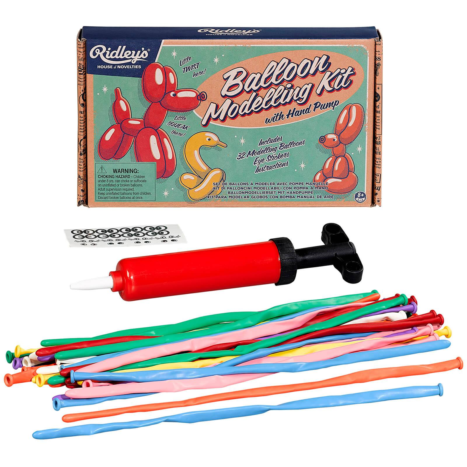 Ridley's Balloon Modelling Kit