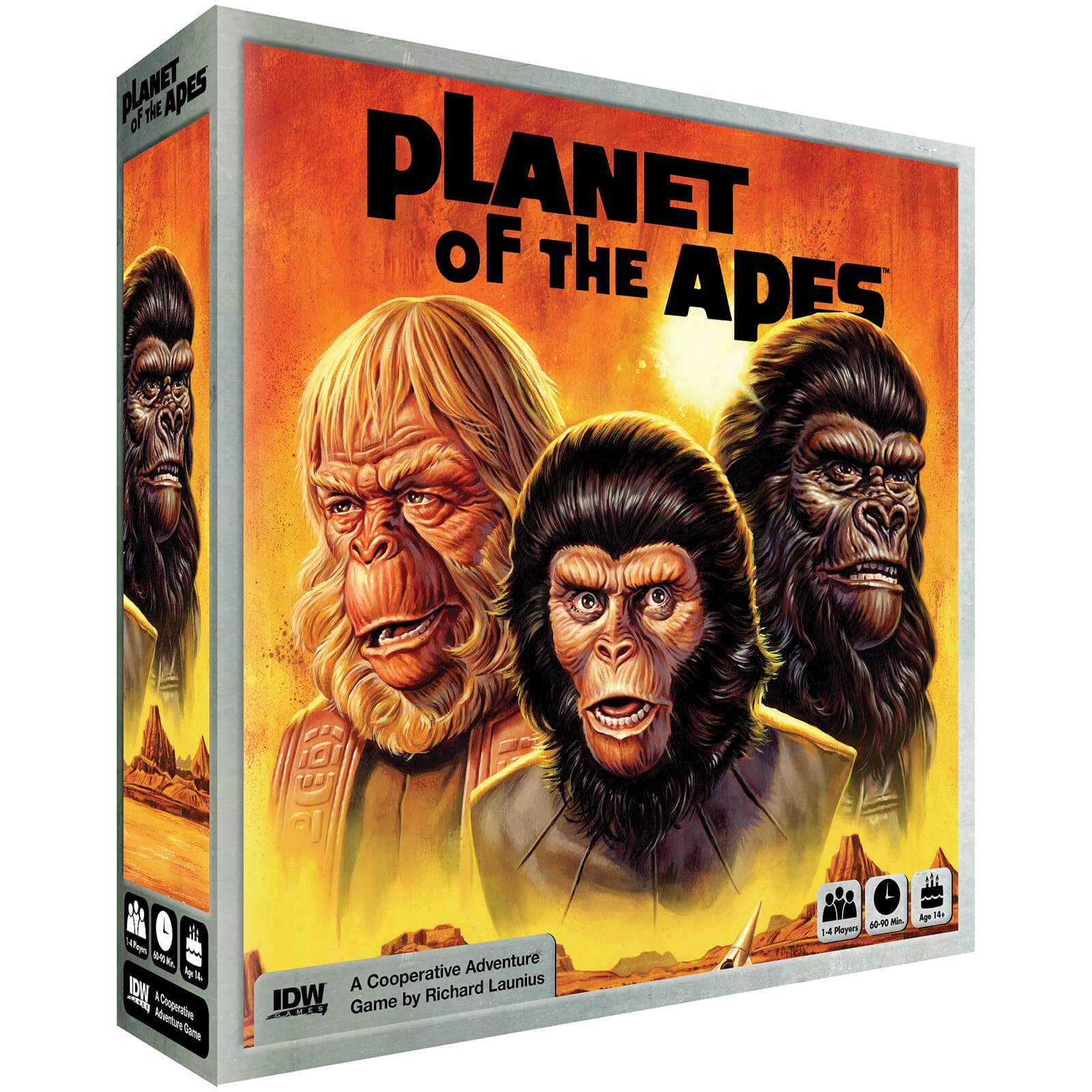 Asmodee Planet of The Apes Game