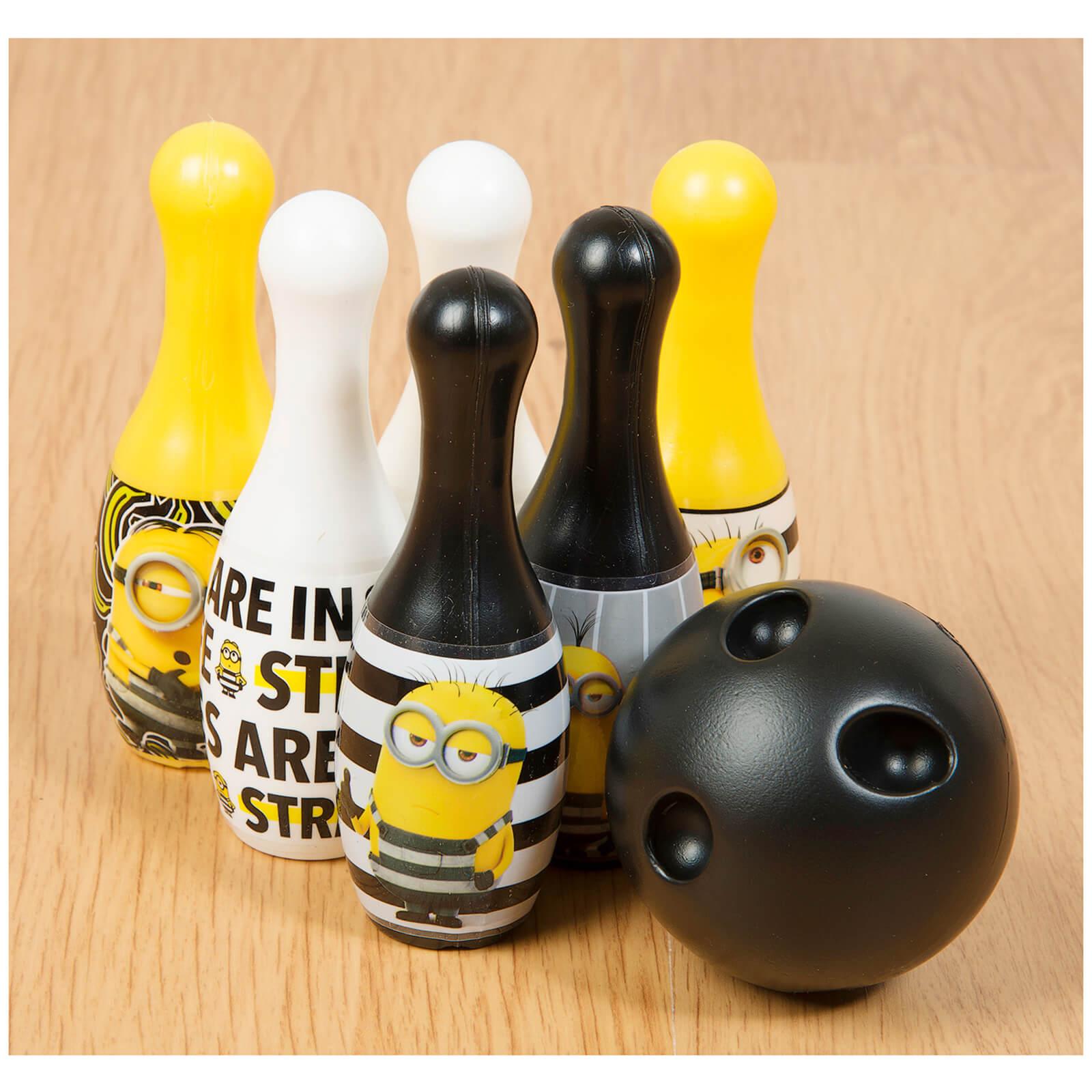 Sambro Despicable Me 3 Mini Bowling Set