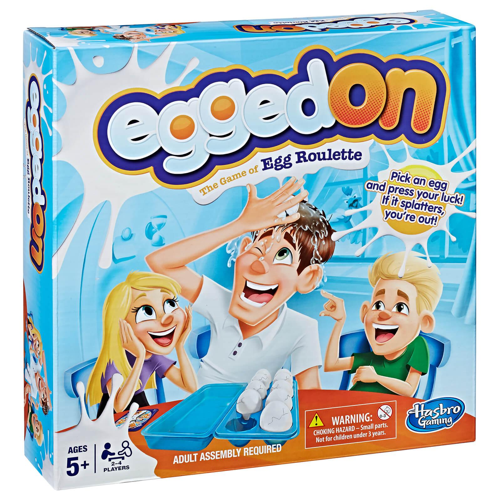 Hasbro Gaming Egged On